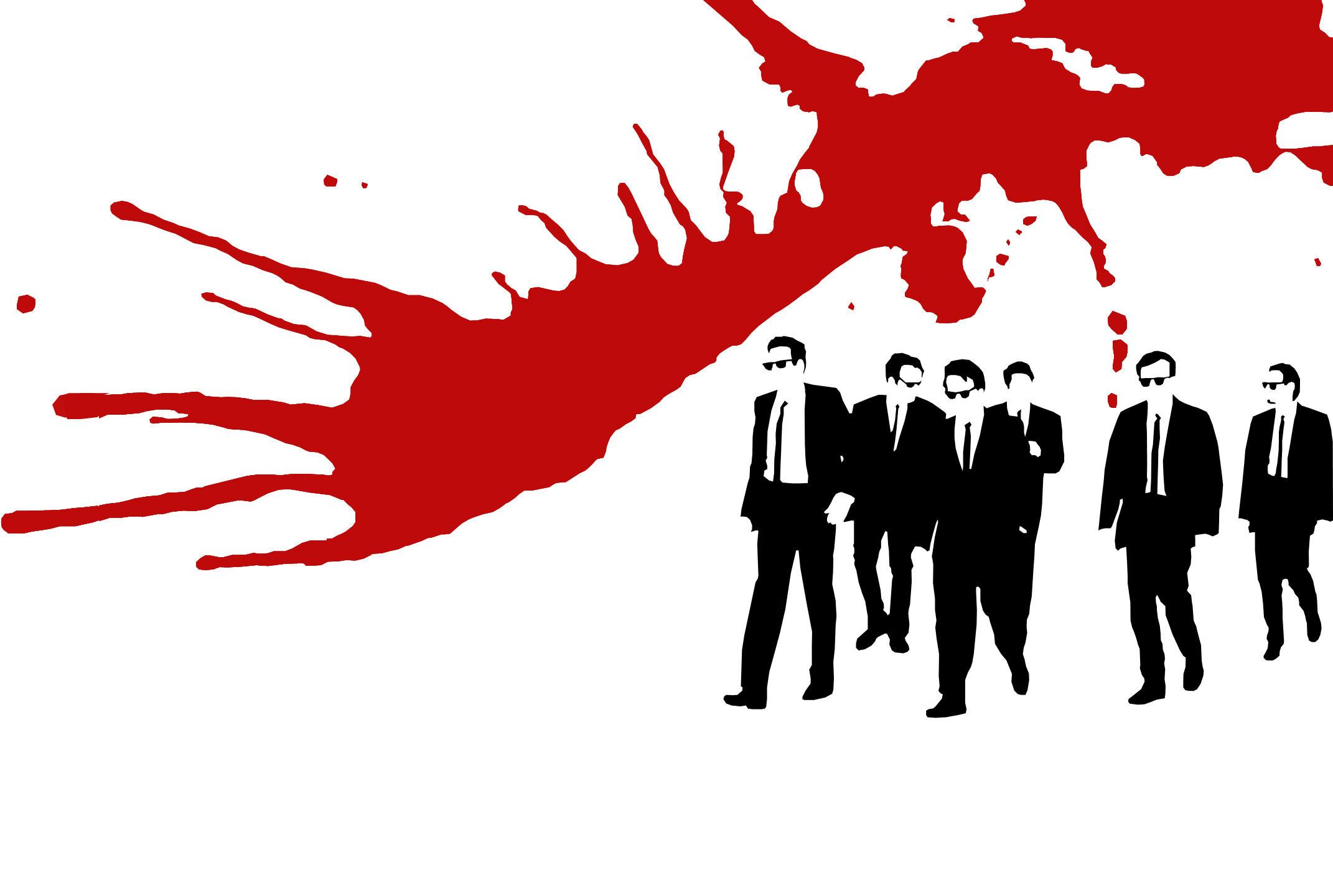 Reservoir Dogs by Tomaszelhombre …