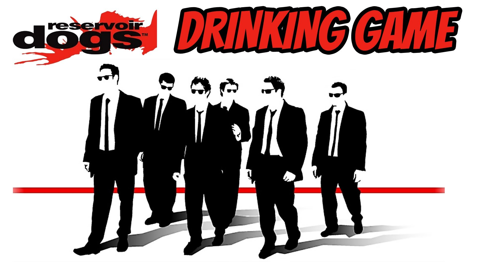 MOVIE DRINKING GAMES – RESERVOIR DOGS – MAN CAVE MOVIE REVIEWS