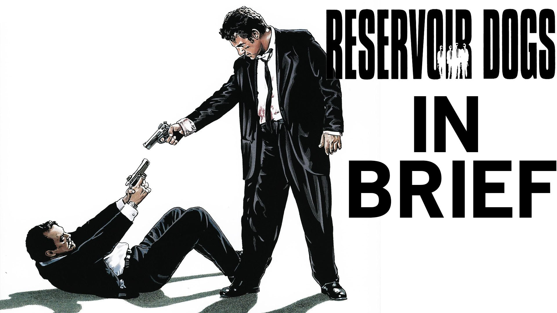 Quentin Tarantino – Reservoir Dogs -in Brief
