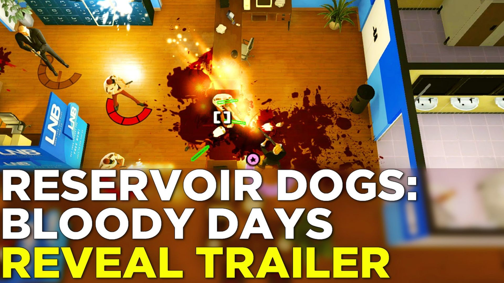 There's a new Reservoir Dogs video game, and it actually looks cool –  Polygon