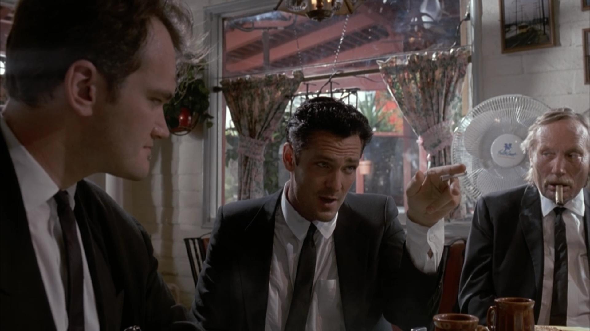restaurant-reservoir-dogs-1992-01-g mr-brown-mr-blonde-and-mr-blue-at- …