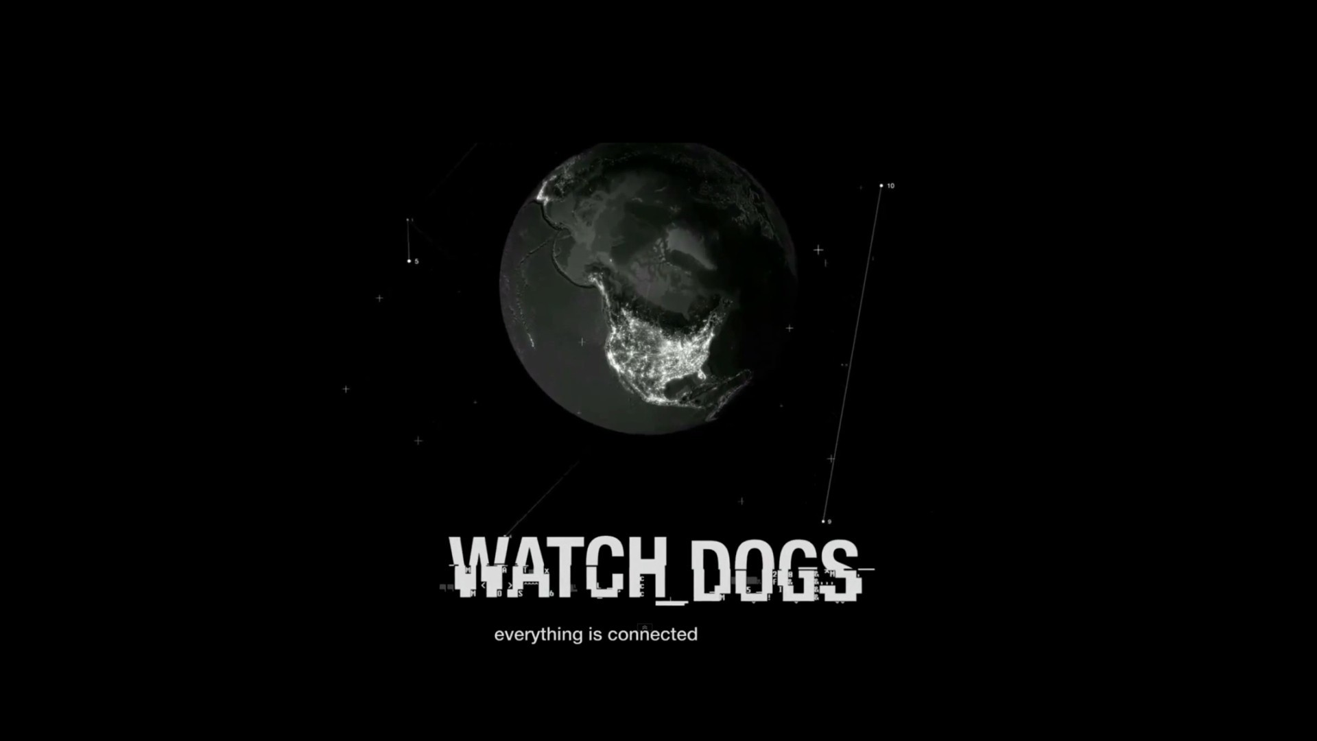 Aiden Pearce Earth Ubisoft Watch Dogs connection wallpaper (#2000384) /  Wallbase.cc
