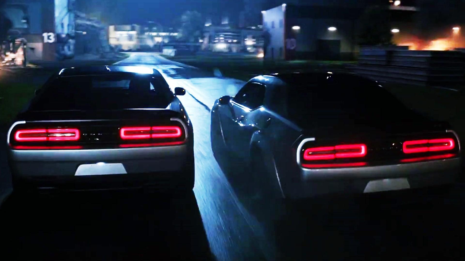 Fast & Furious 8 Car Racing Wallpaper 11762