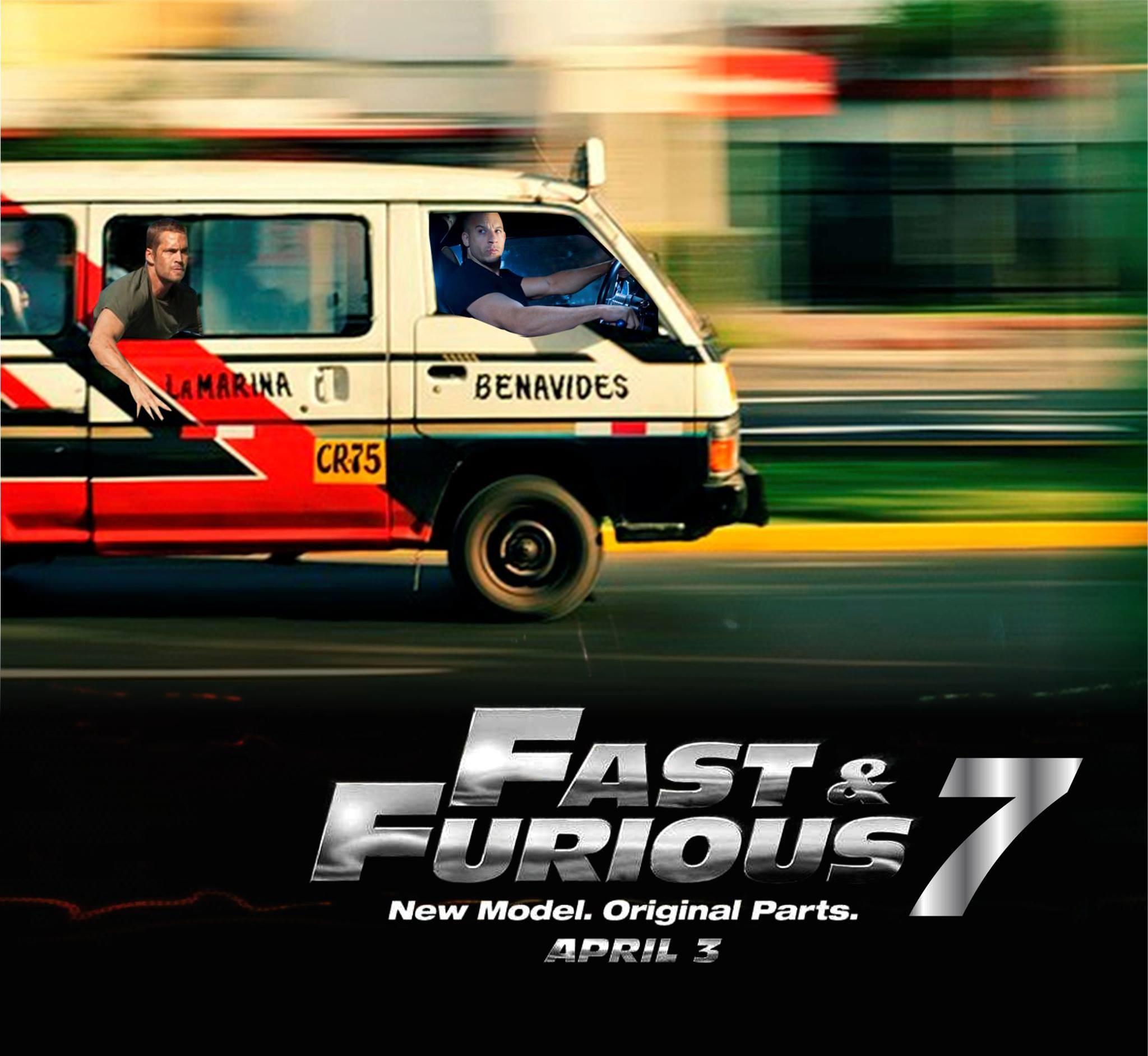 Vin Diesel Fast And Furious Wallpaper