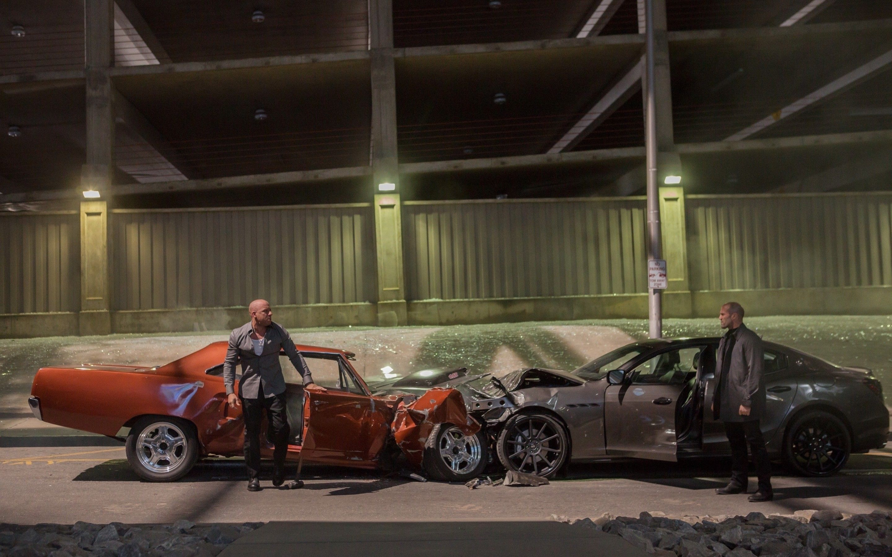 fast and furious movie scene HD Wallpaper
