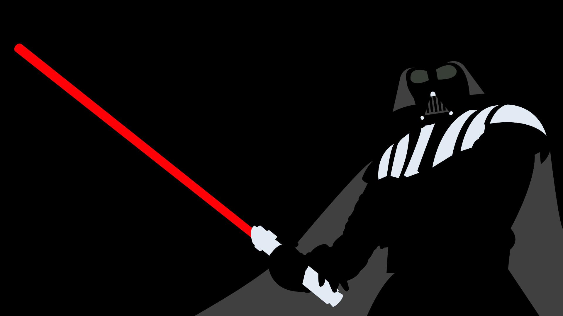 Request Minimal Darth Vader Wallpaper