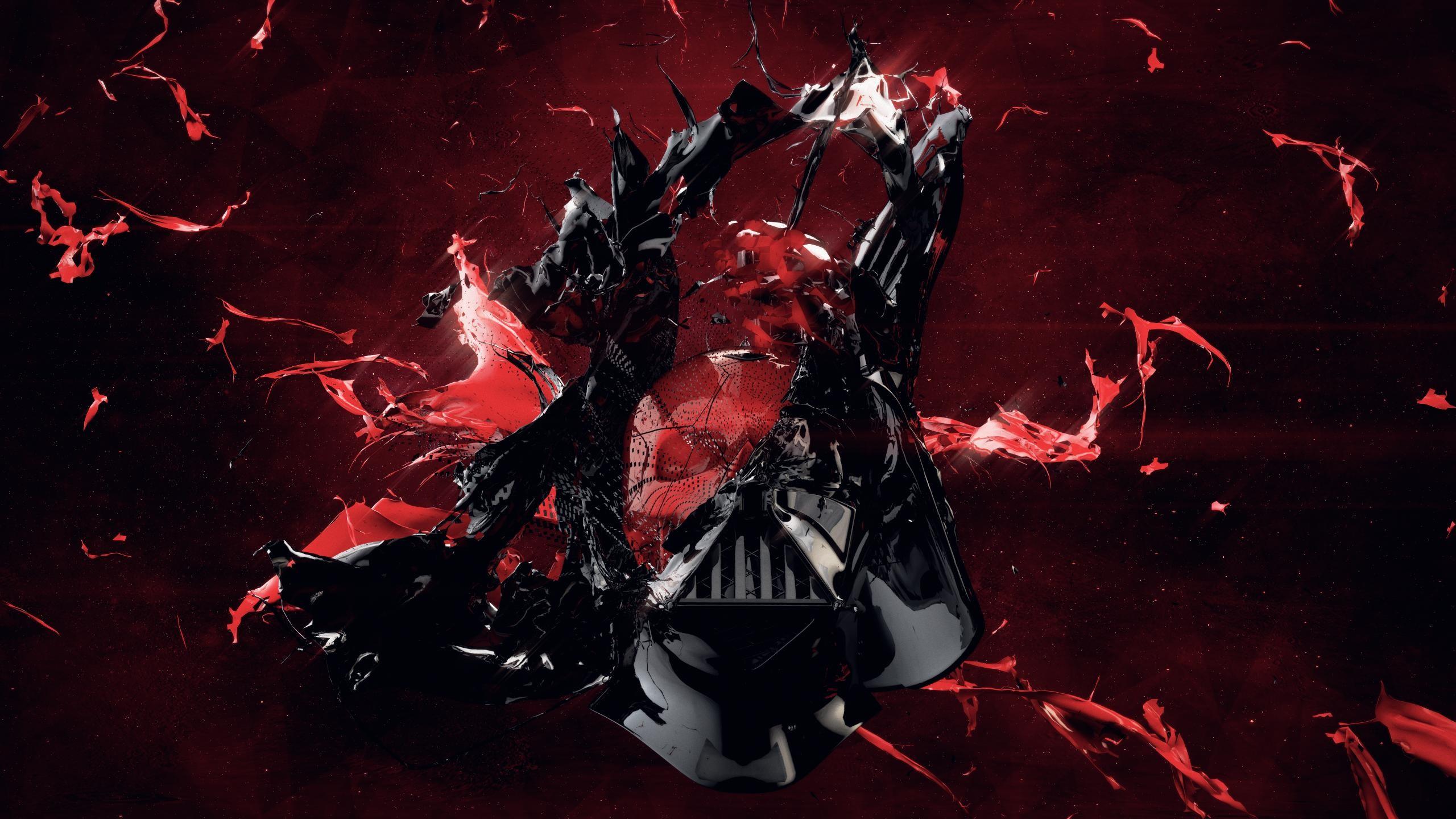 Darth Vader Wallpaper [2560×1440]