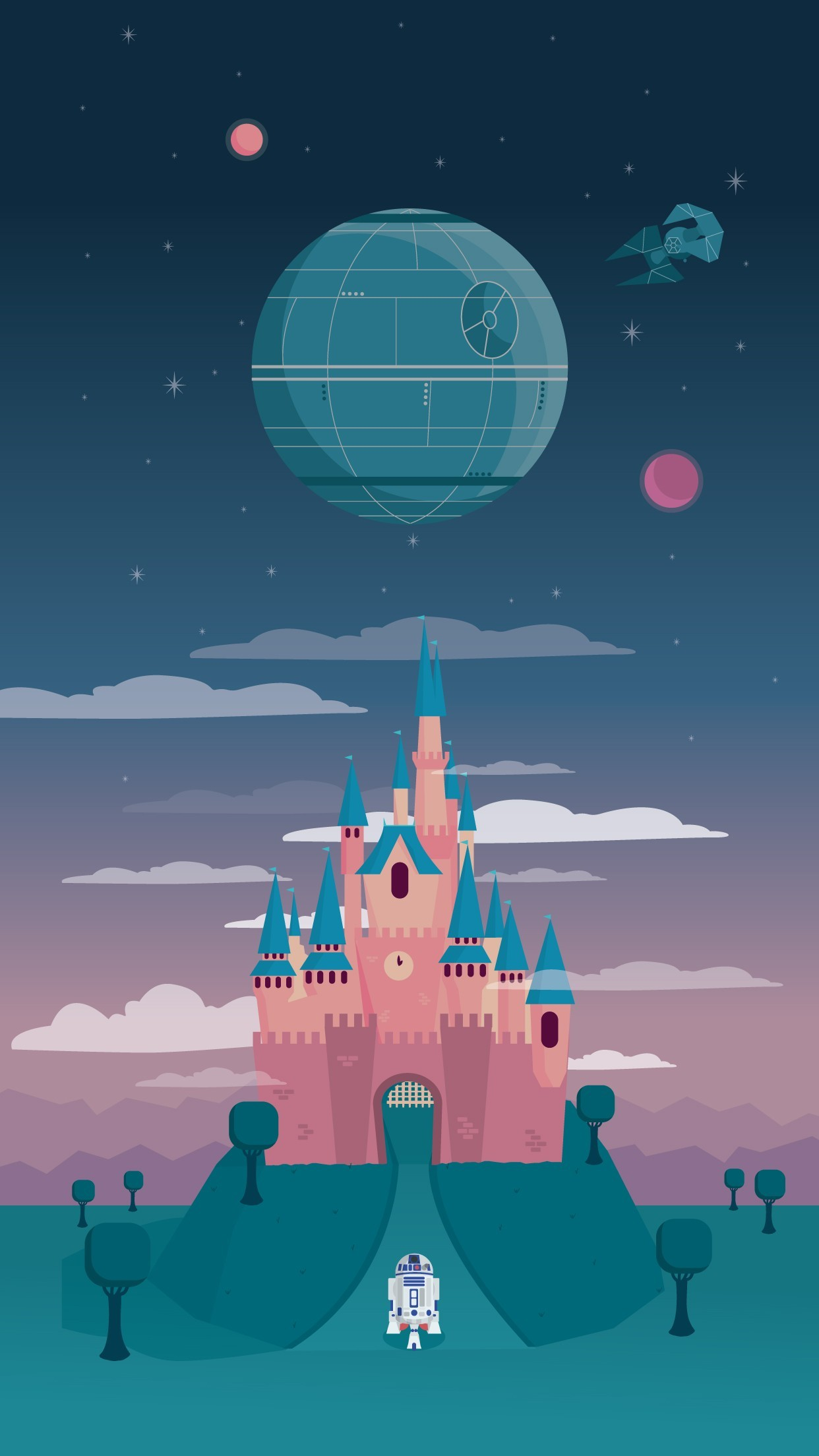 Disney and the Death Star by: Milli-Jane …