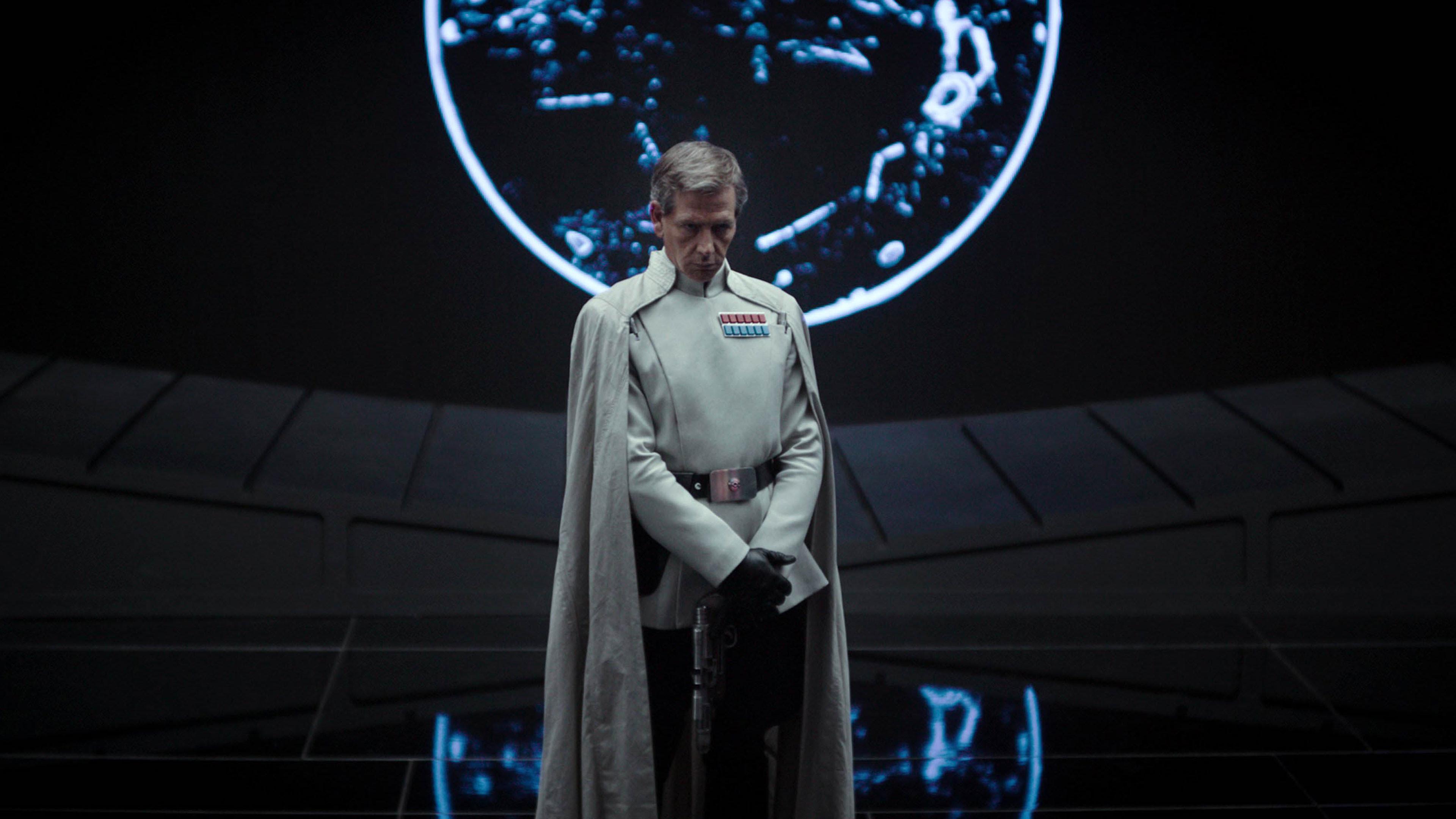 Star Wars Rogue One – Ben Mendelsohn as Orson Krennic wallpaper