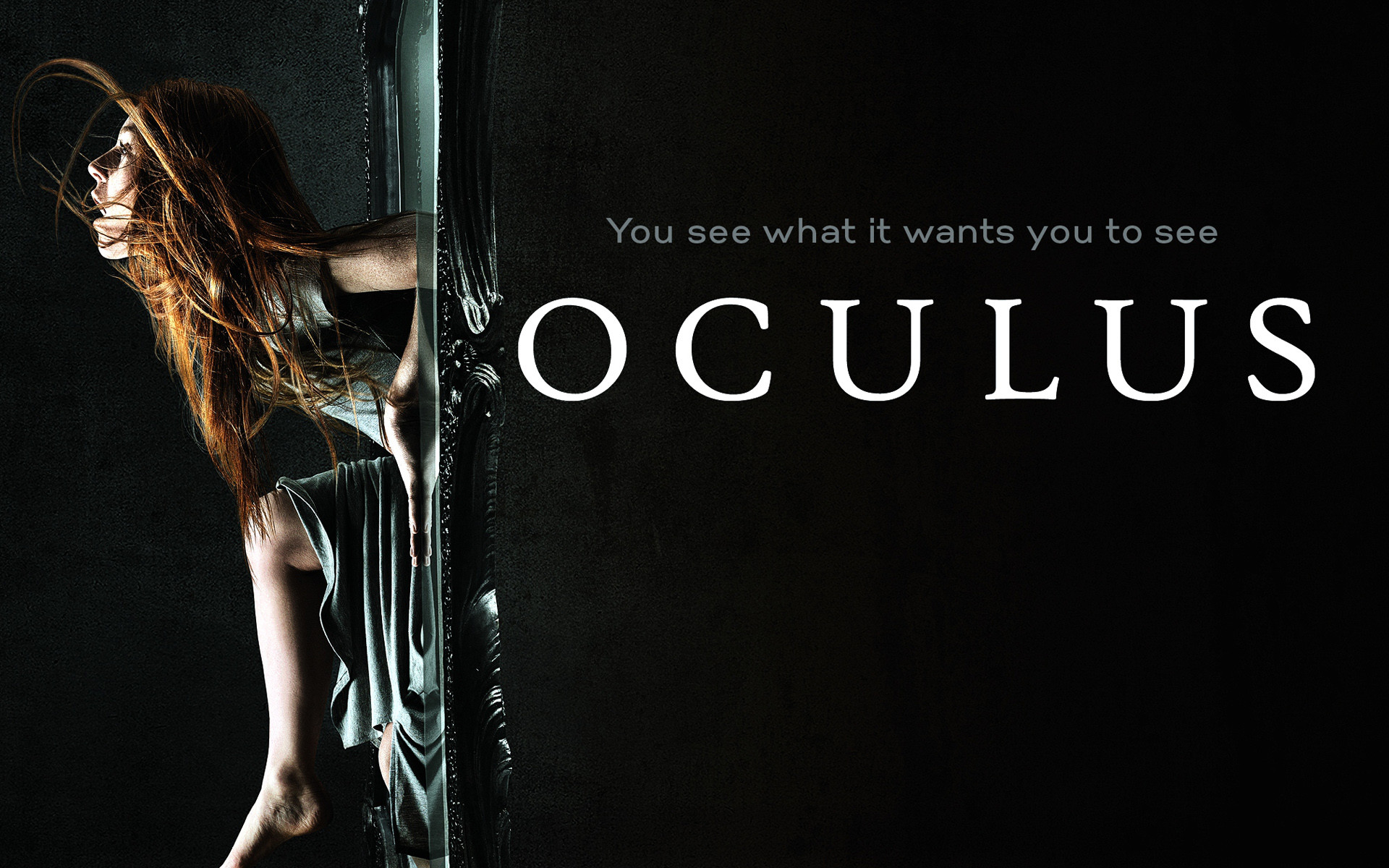 Oculus 2014 Horror Movie Wallpapers | HD Wallpapers