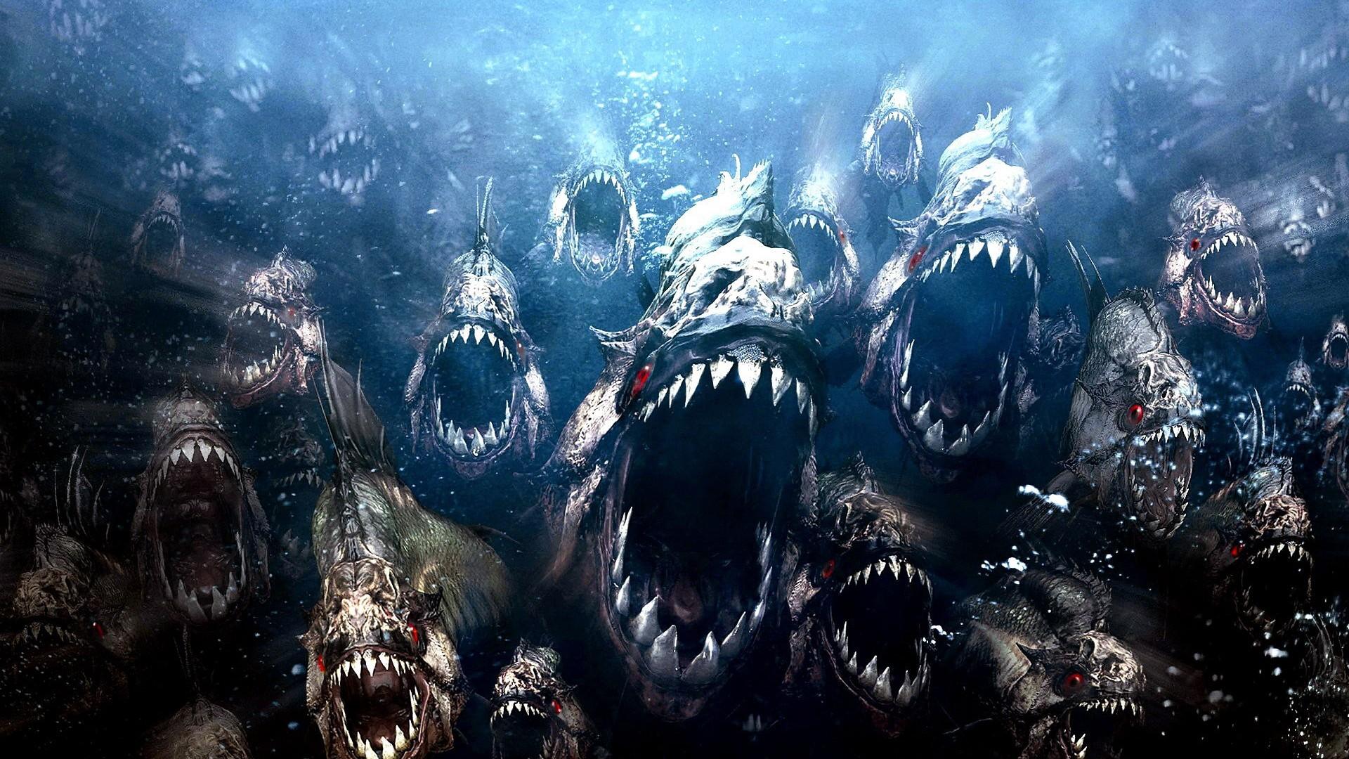 Underwater enemy Wallpaper[1920×1080] · English NewsHorror MoviesBeautiful  WallpaperIphone …
