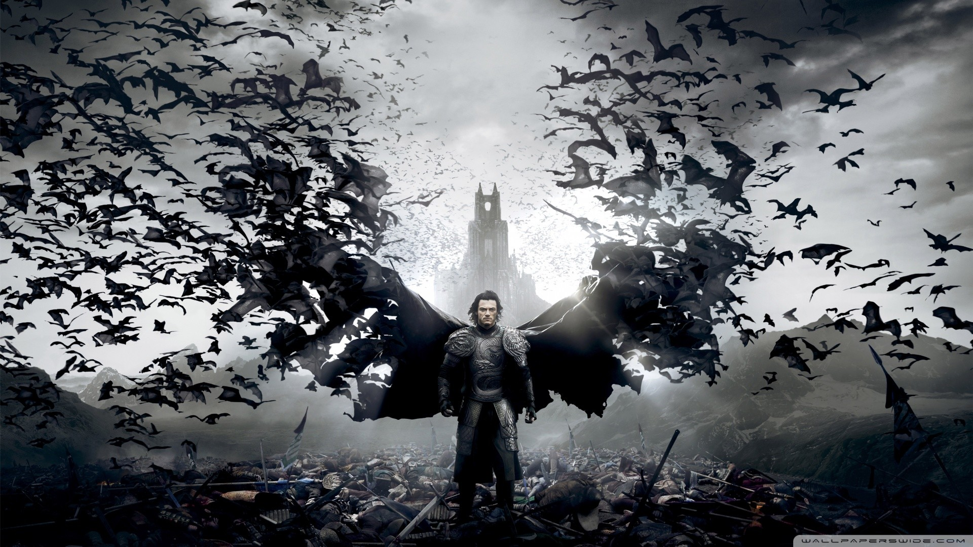 Best Action Movies 2014 ☆ Dracula Untold ☆ New Scary Movies English Sub.
