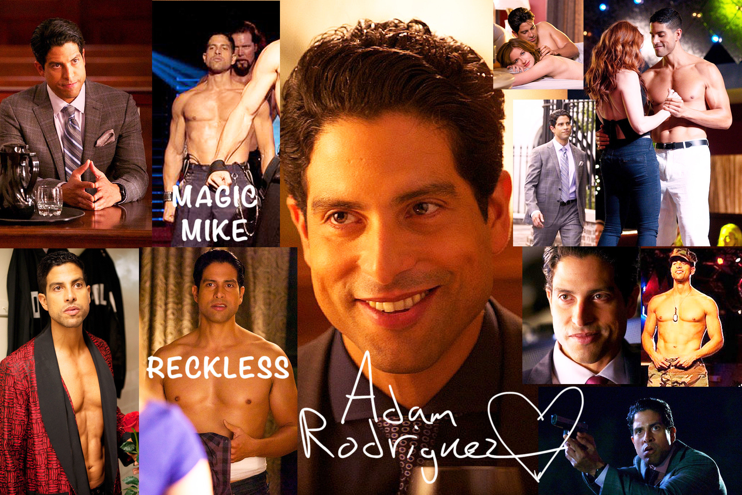 Magic Mike images Adam Rodriguez HD wallpaper and background photos