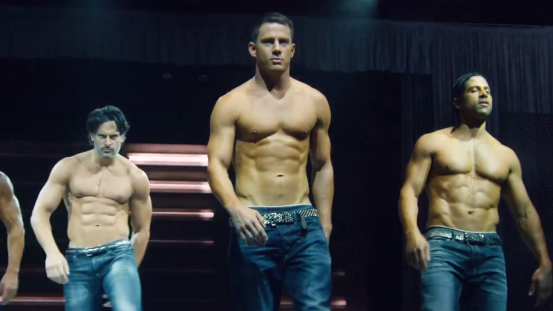 Magic Mike XXL posters, wallpapers, trailers   Prime Movies