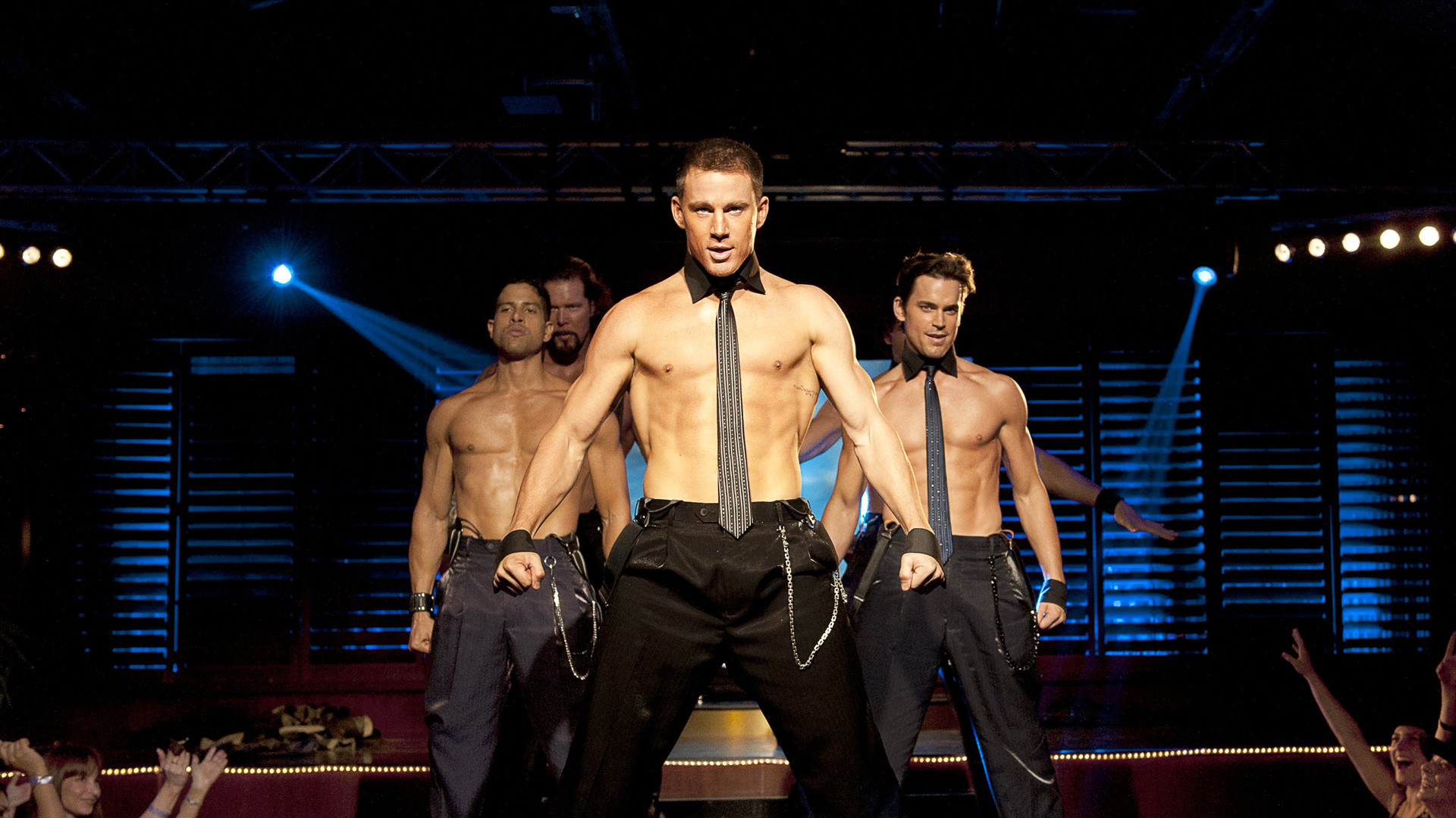 Now Airing. Magic Mike
