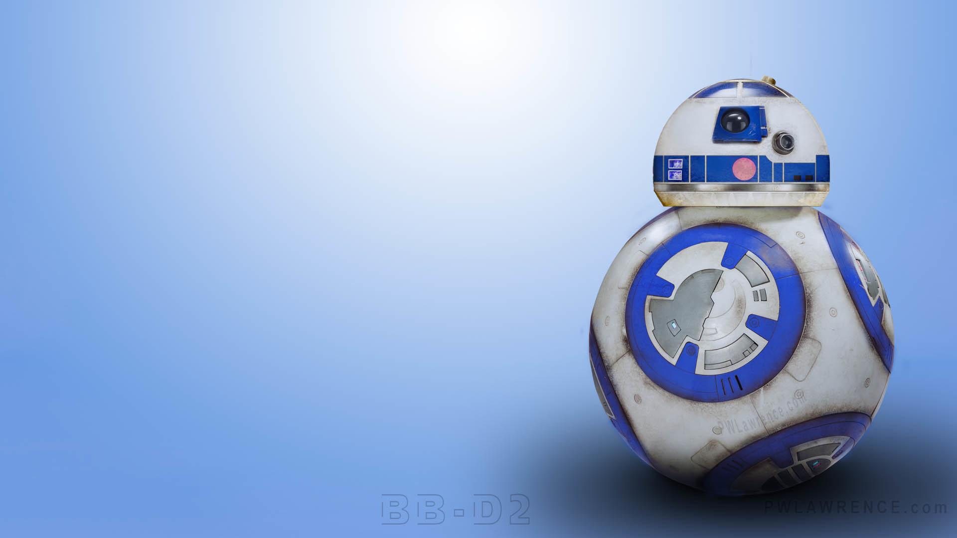 BB-D2 – wallpaper