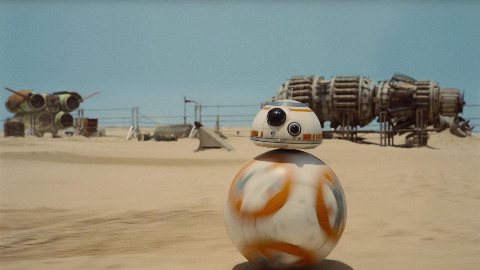 BB-8, el nuevo robot de Star Wars al alcance de cualquiera. Â¿