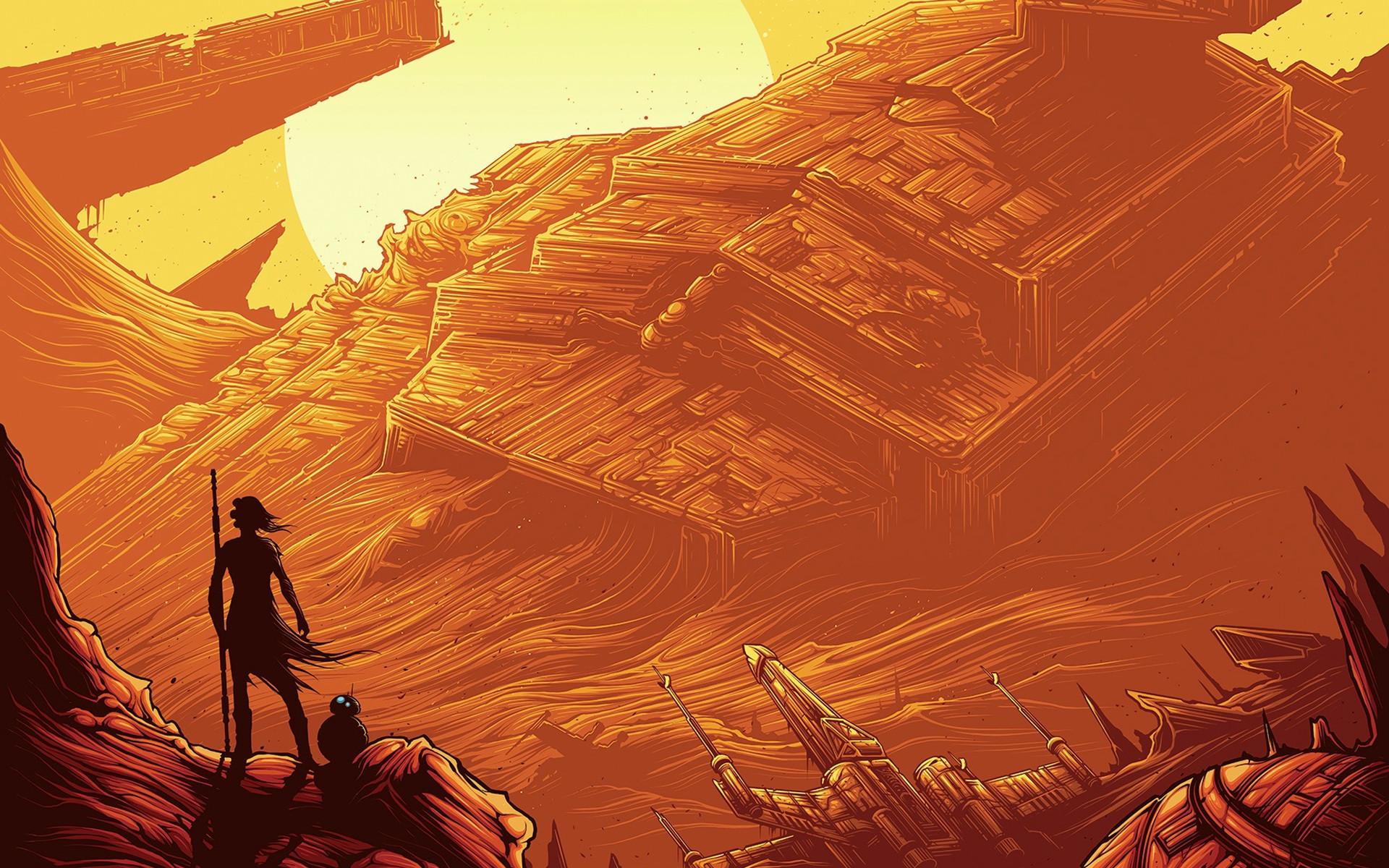 Movie – Star Wars Episode VII: The Force Awakens Star Wars Wallpaper