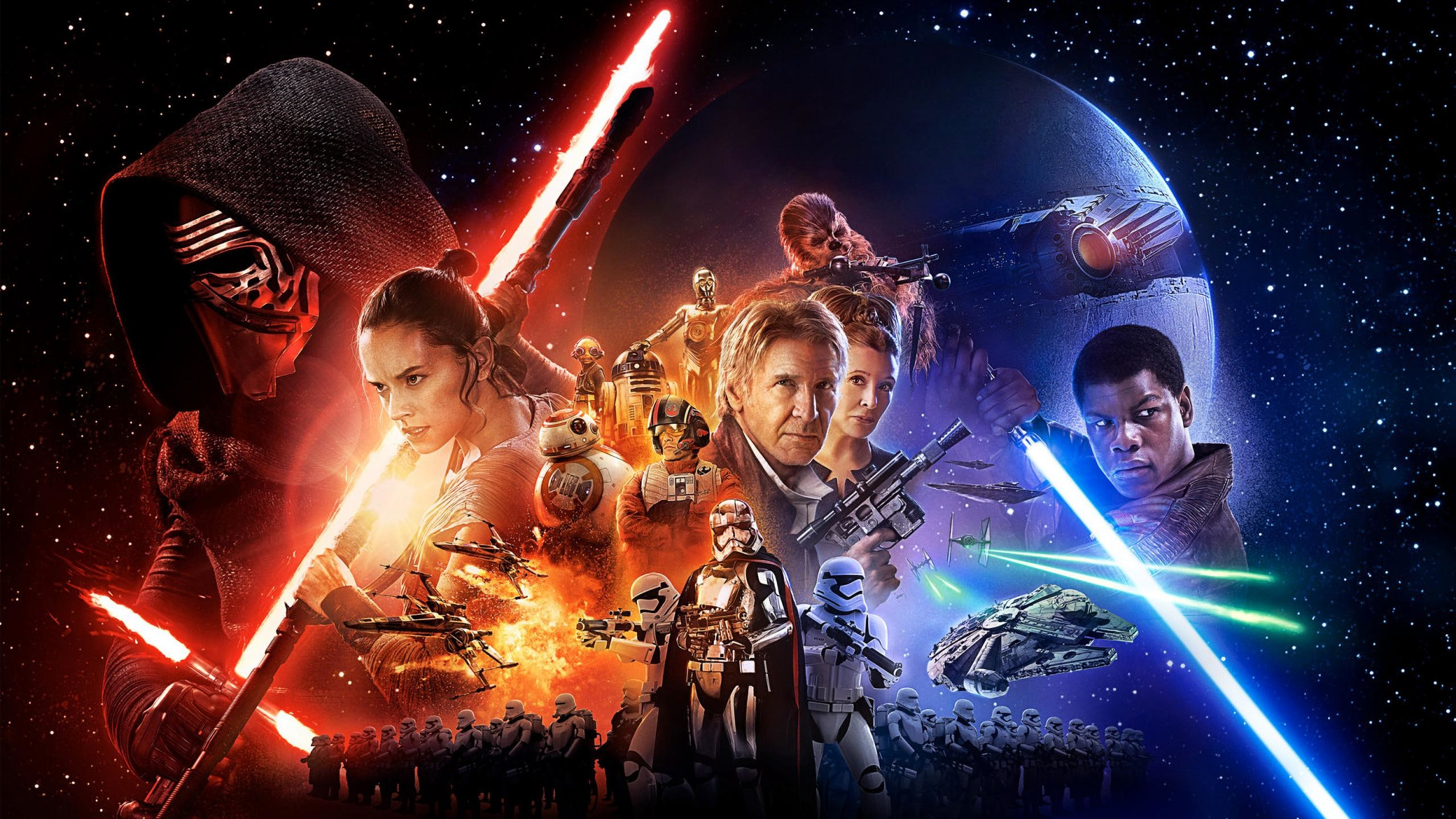 193 Star Wars Episode VII: The Force Awakens HD Wallpapers | Backgrounds –  Wallpaper Abyss