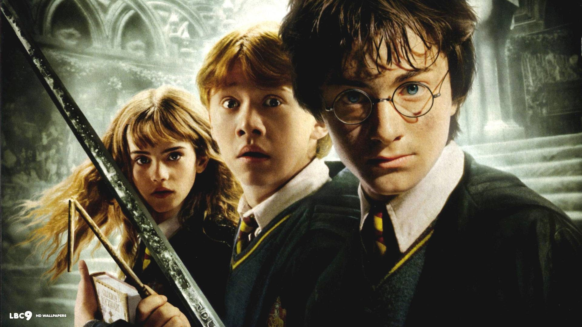 Harry Potter and the Chamber of Secrets (Wallpaper) – Fantasy .