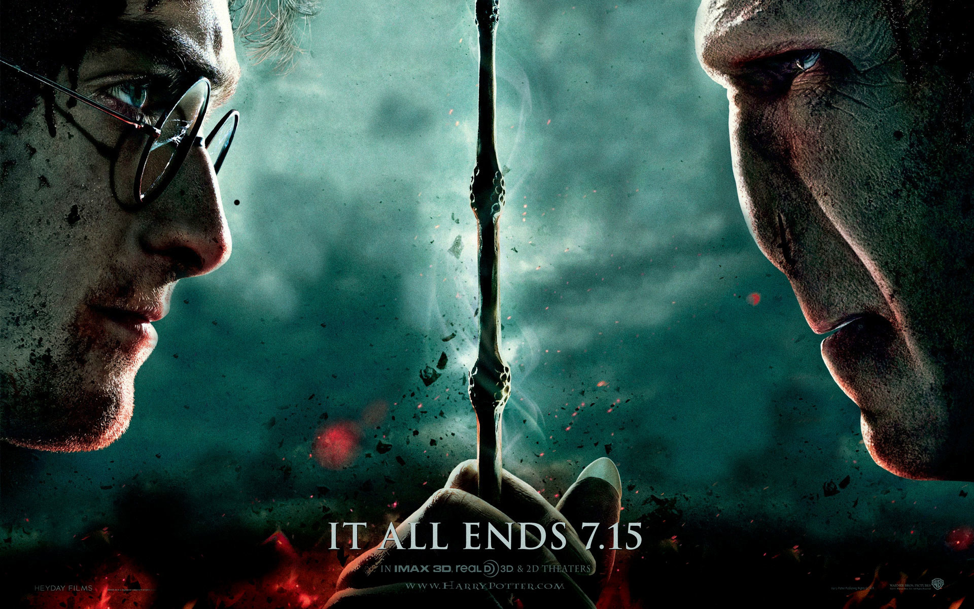 Harry Potter 7 Part 2 Wallpapers   HD Wallpapers