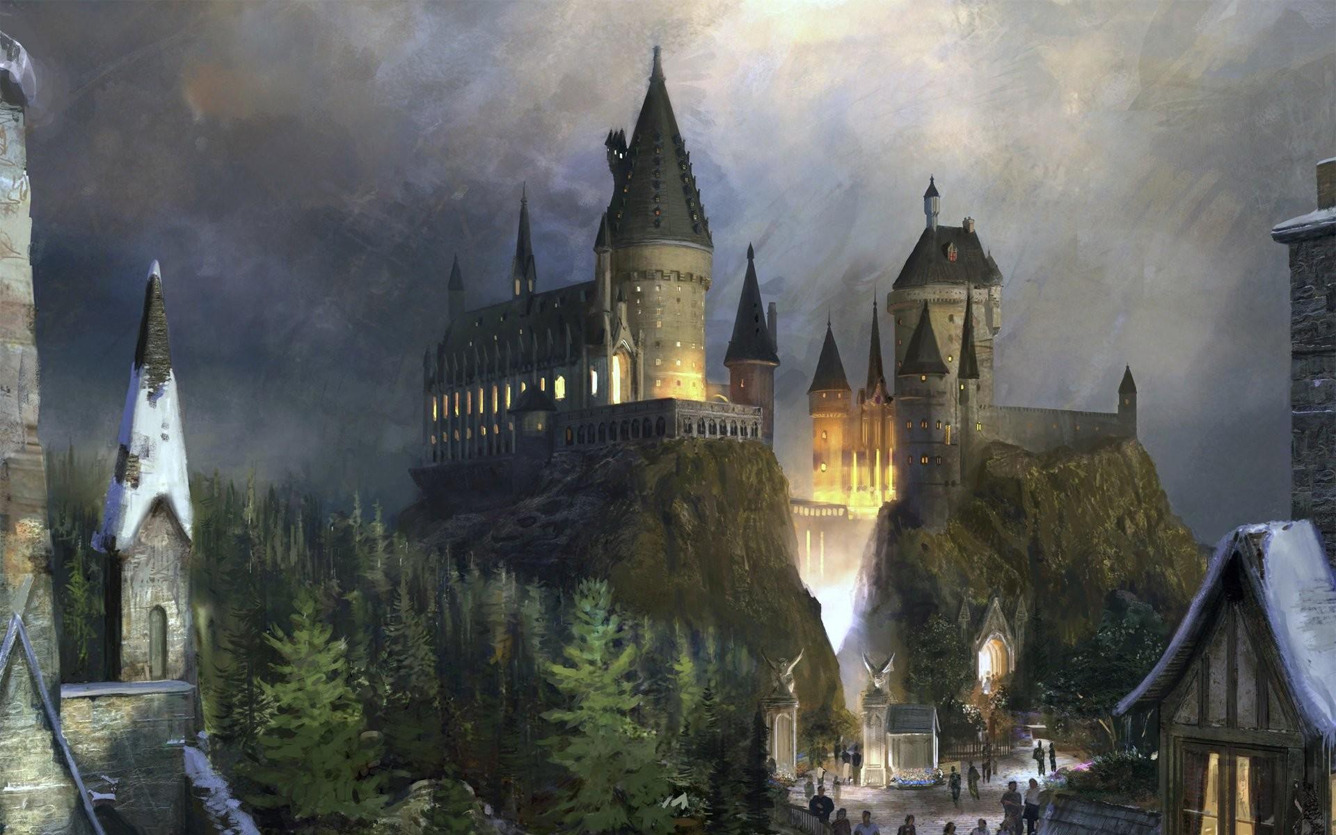 Harry Potter Hogwarts 419415 …