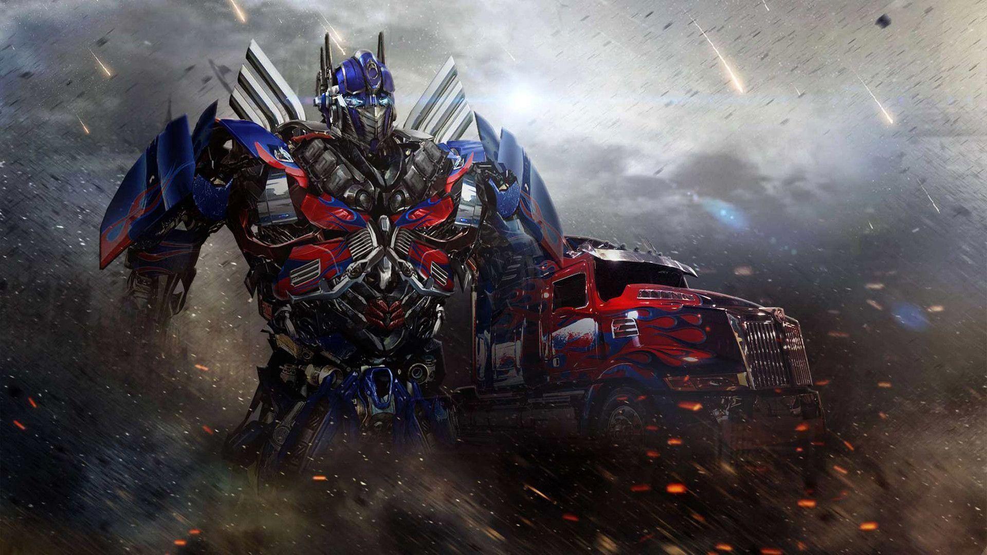 Optimus Prime Truck Wallpaper – Viewing Gallery