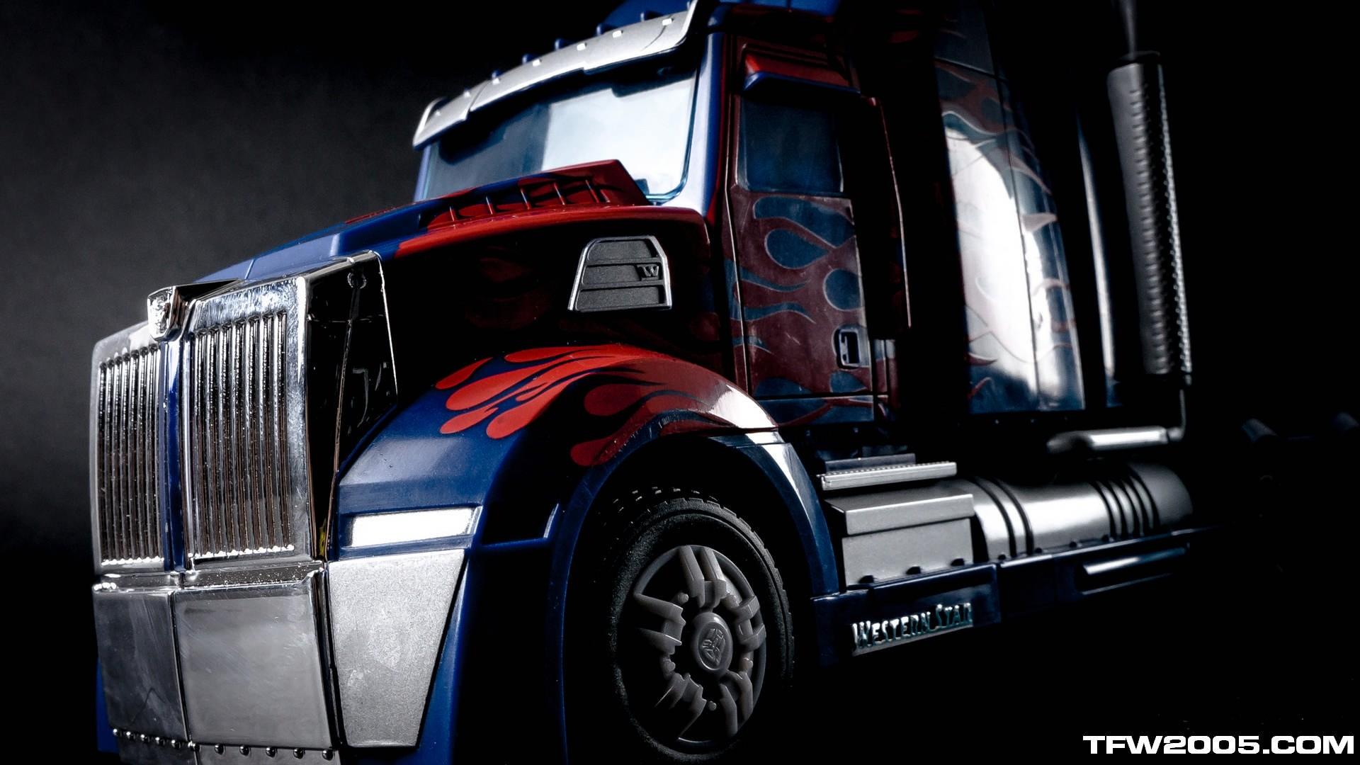 truck optimus prime transformers