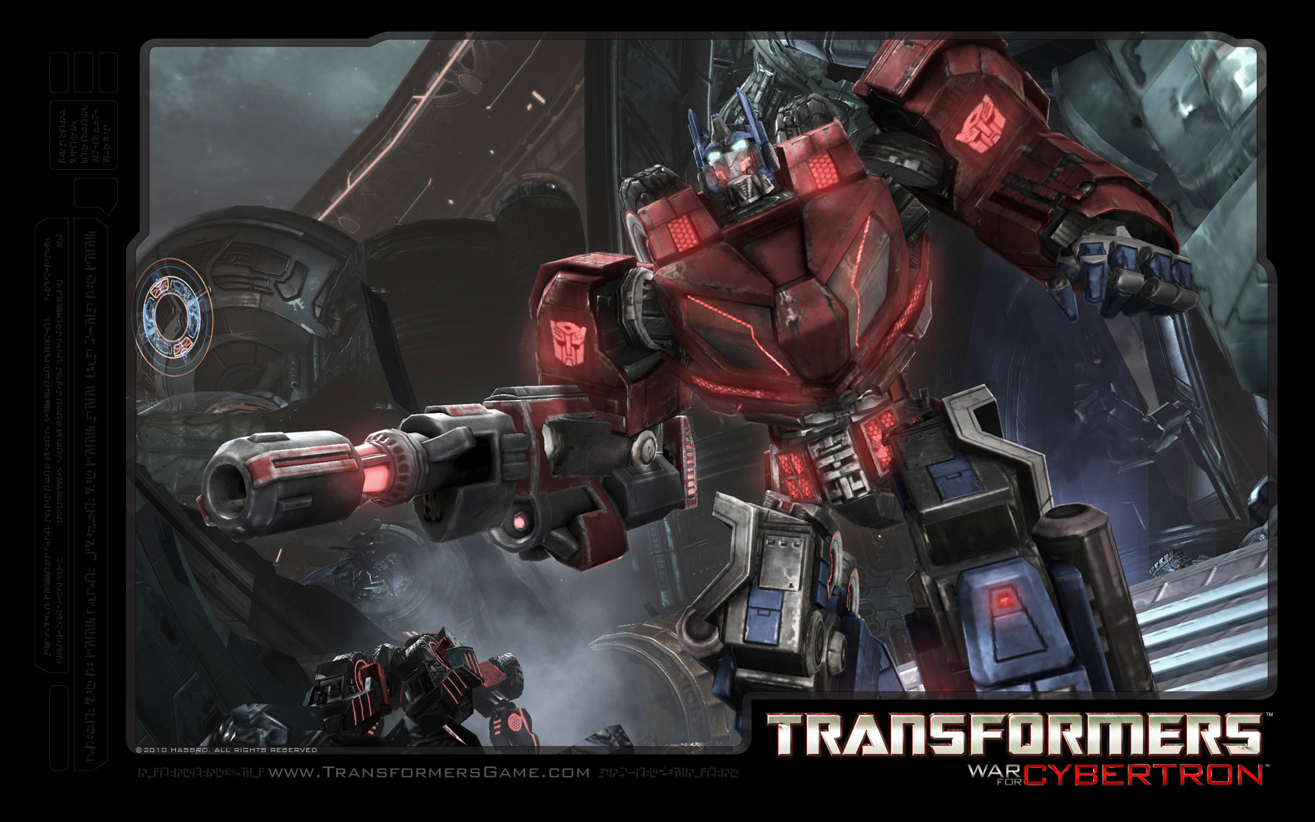Download Transformers Cybertron Wallpapers HD Wallpaper · Transformers  CybertronOptimus PrimeWallpaper …