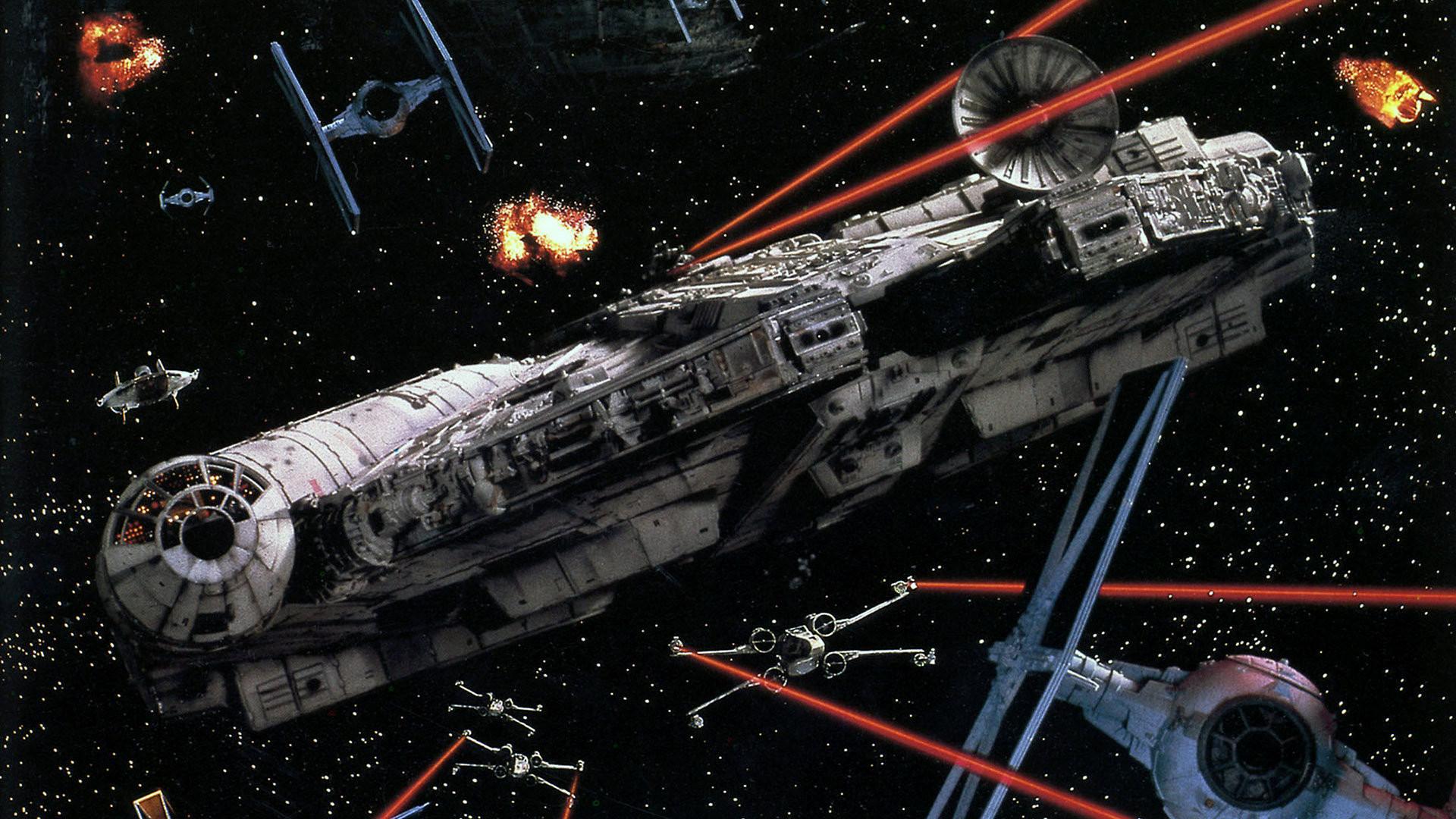 Epic Star Wars wallpaper!