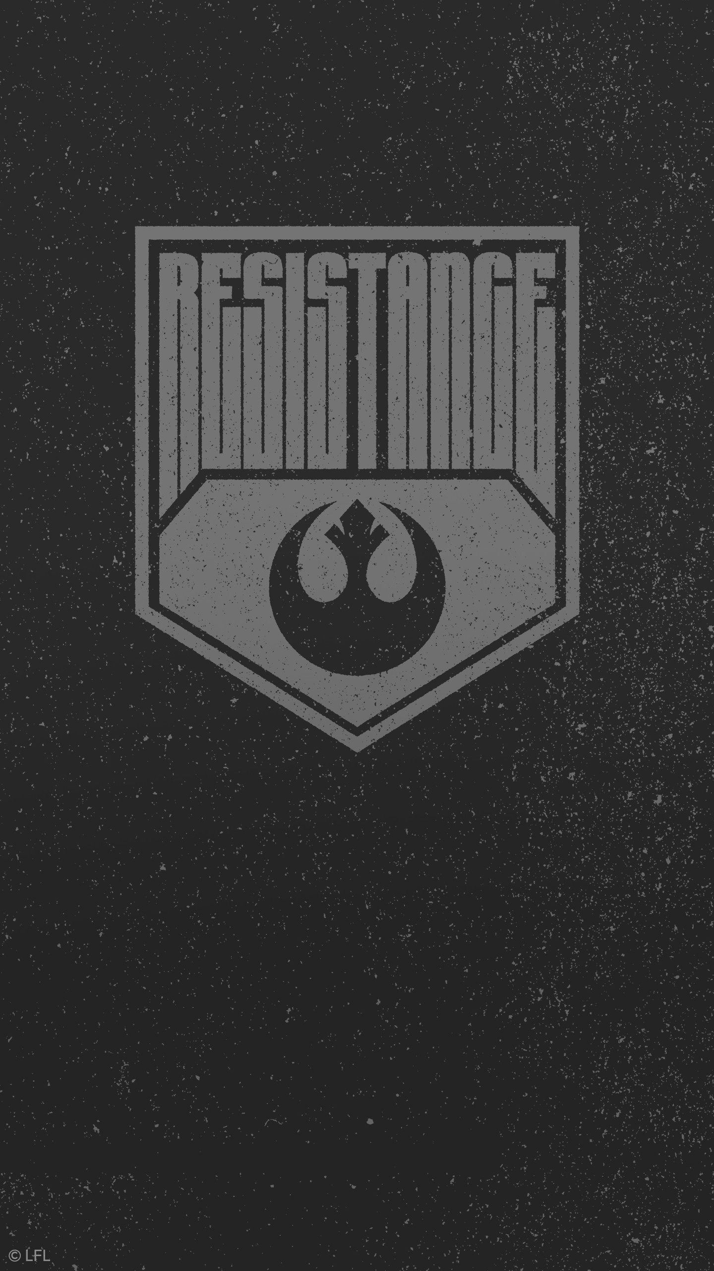 resistance · star wars. local_offer Android Wallpaper Star Wars