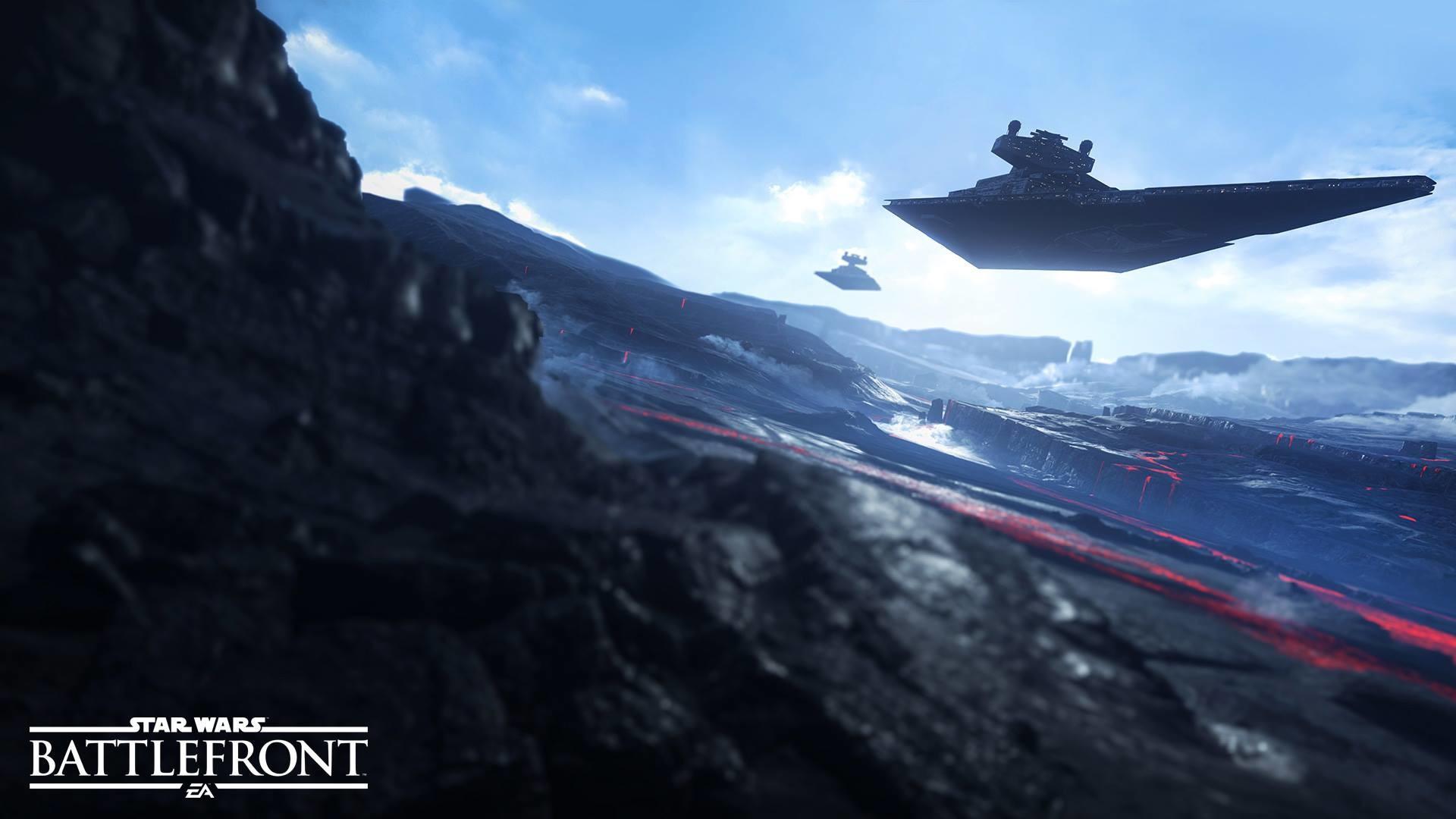 … Star Wars Battlefront Wallpaper
