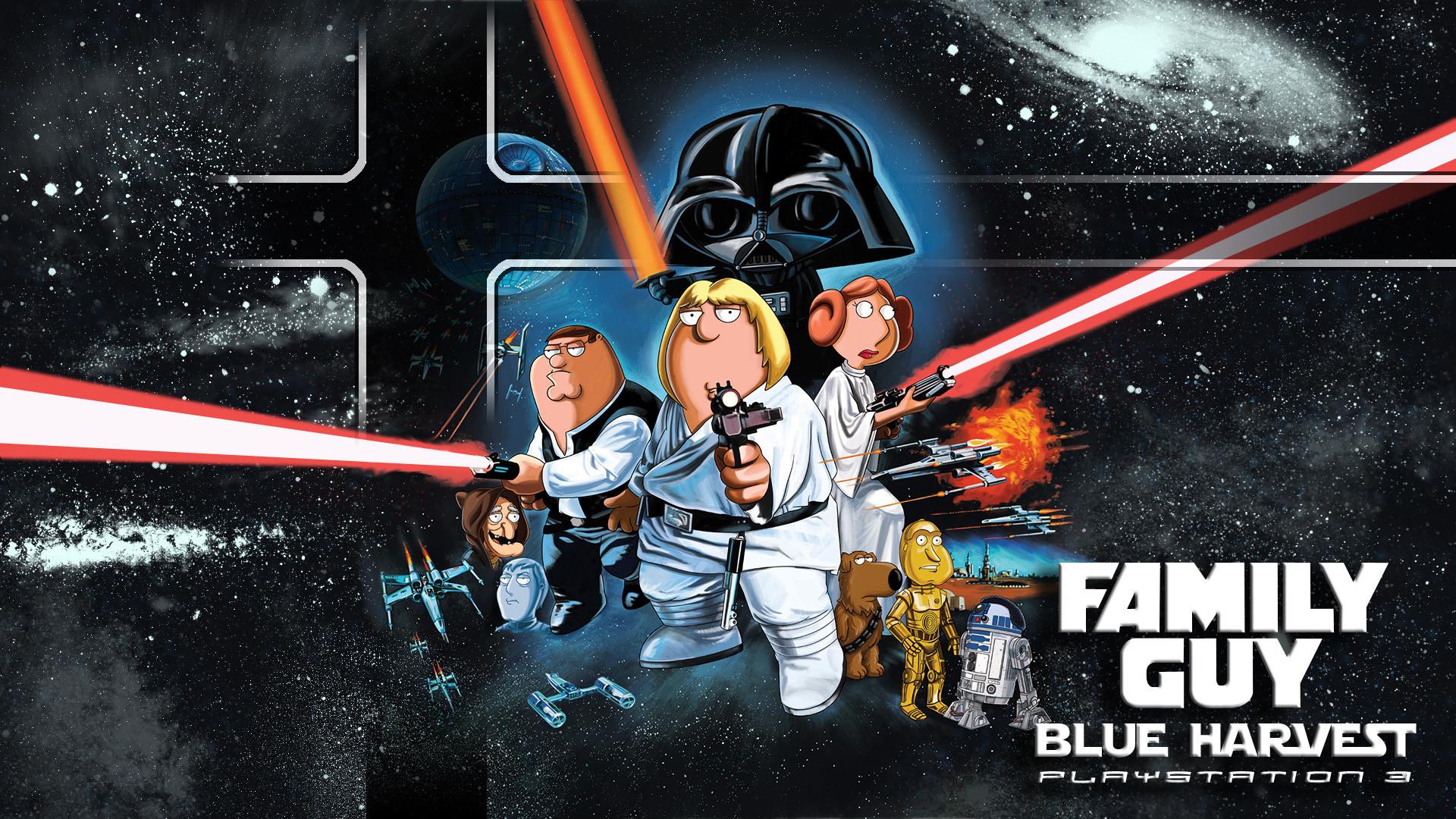 Family Guy trilogia Star Wars en espa̱ol calidad DVD РTaringa!