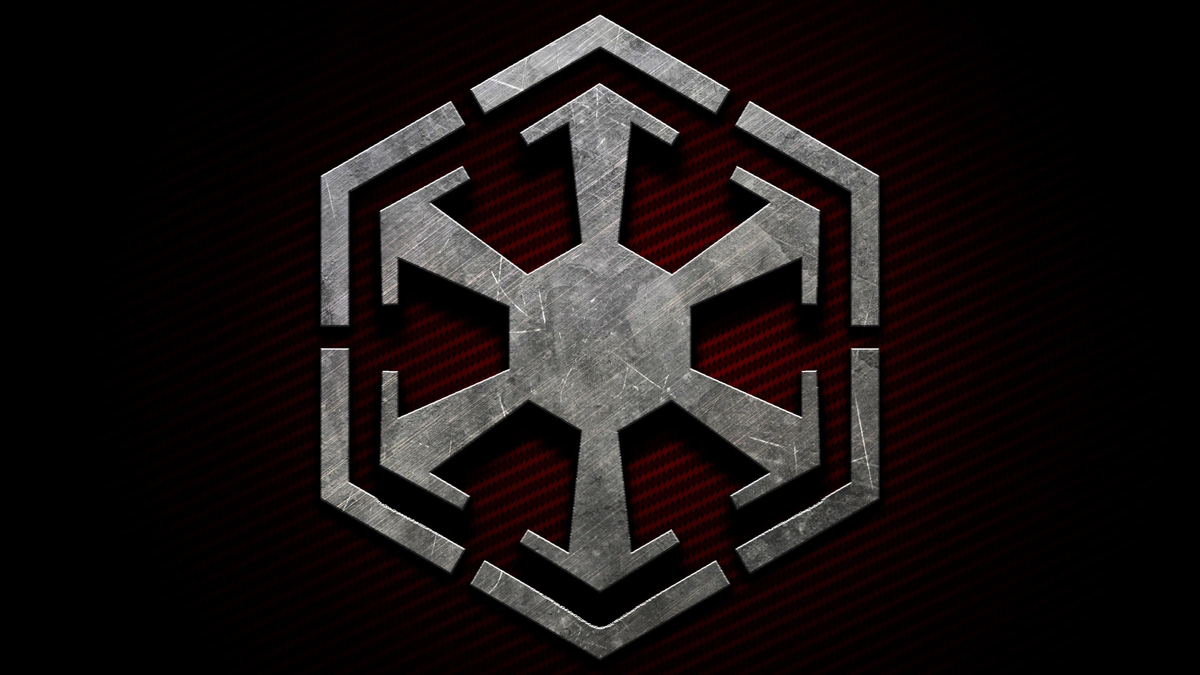 4k Star Wars Old Republic Empire symbol …