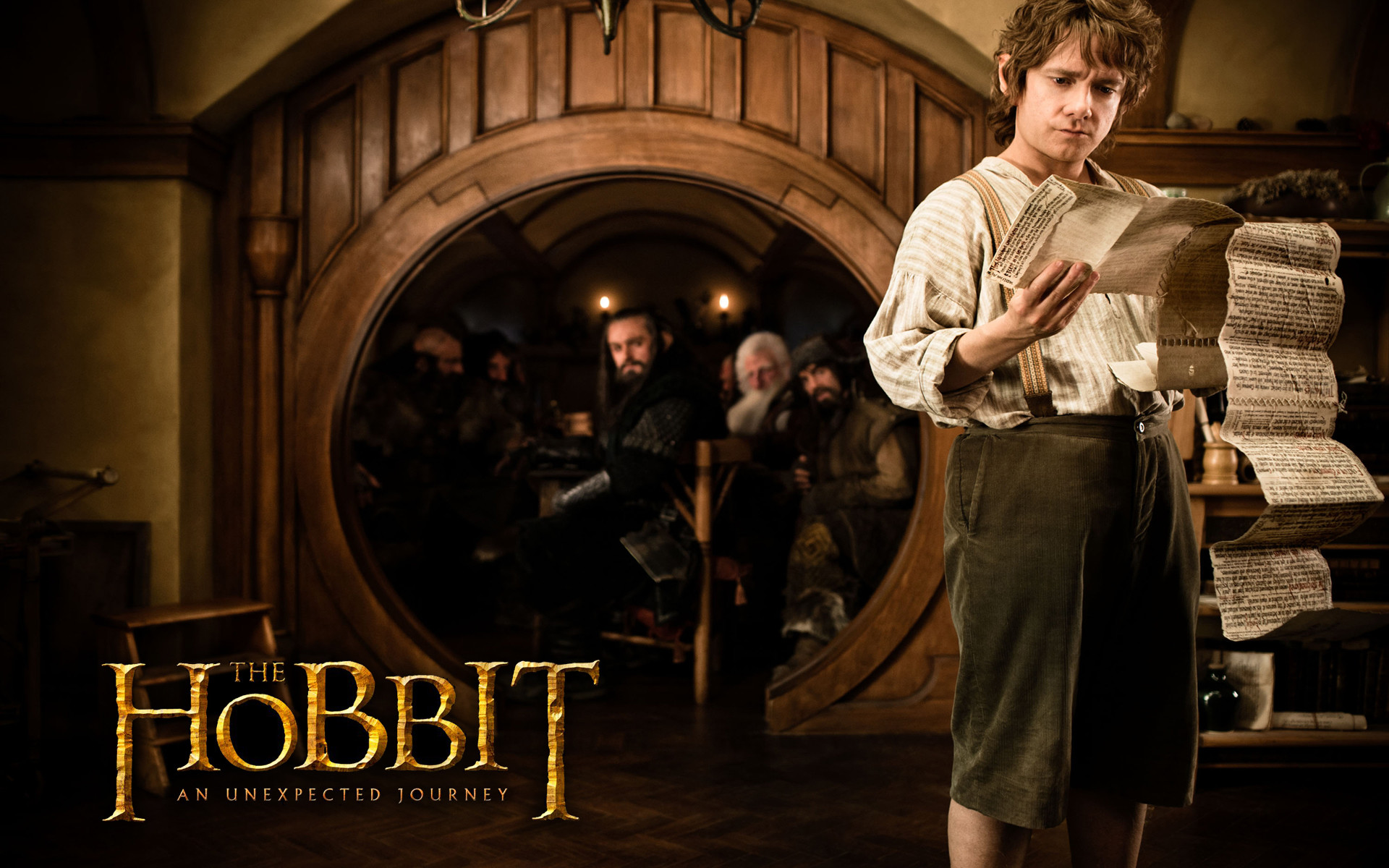 Even Bilbo is excited about this blog!