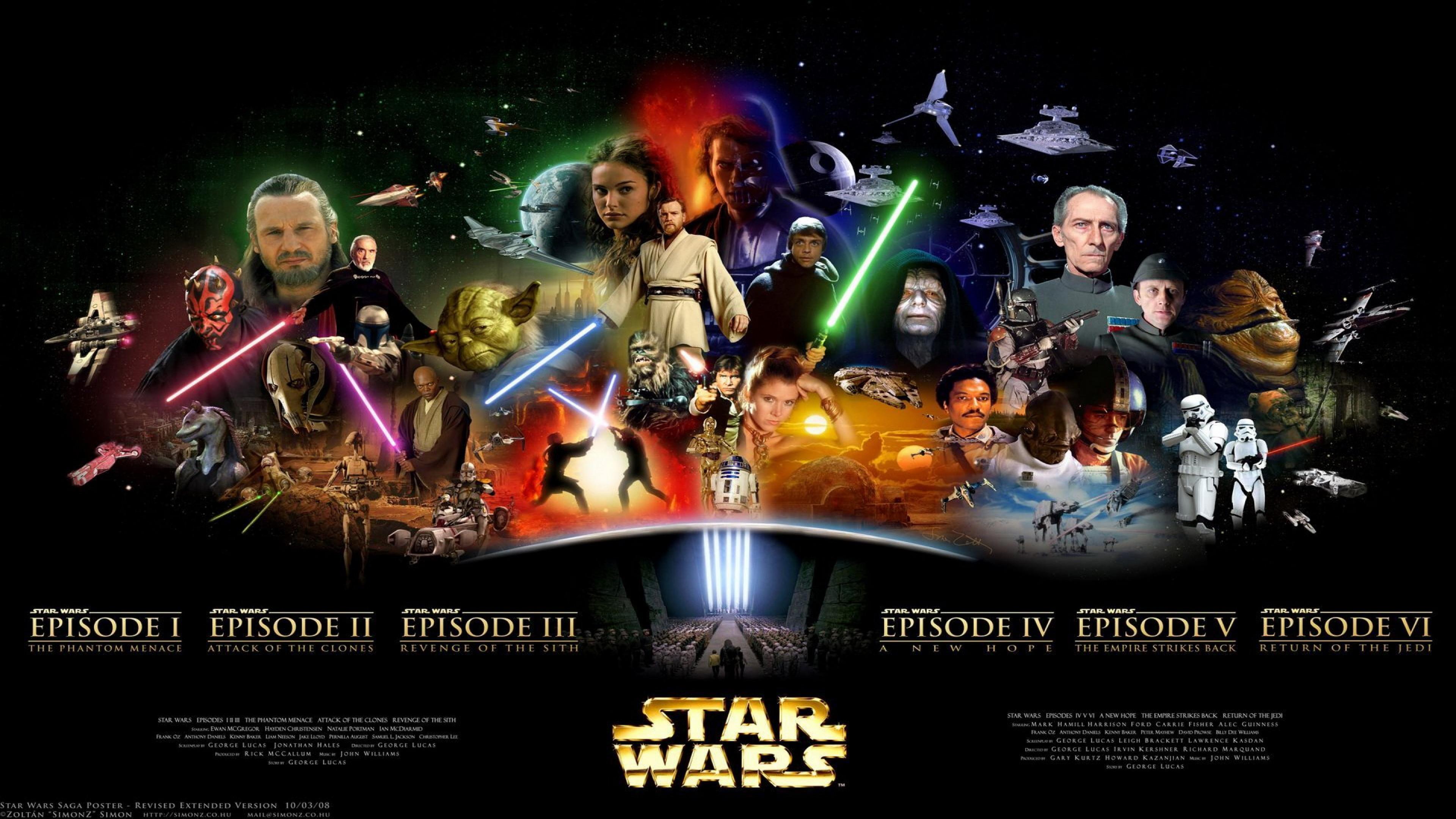 Star Wars Ultra HD 4k Wallpaper – HD Wallpapers, Ultra HD Wallpapers