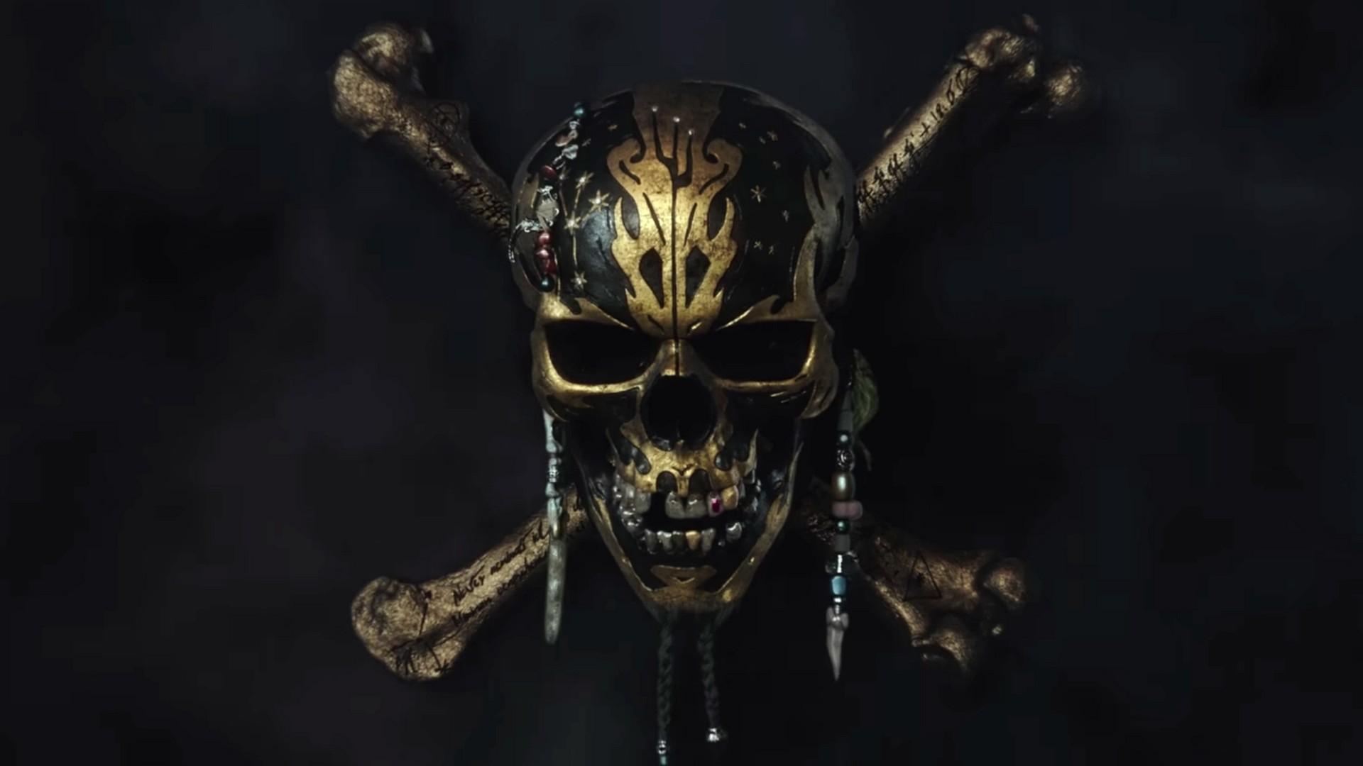 HD Pirates of the Caribbean: Dead Men Tell No Tales wallpaper
