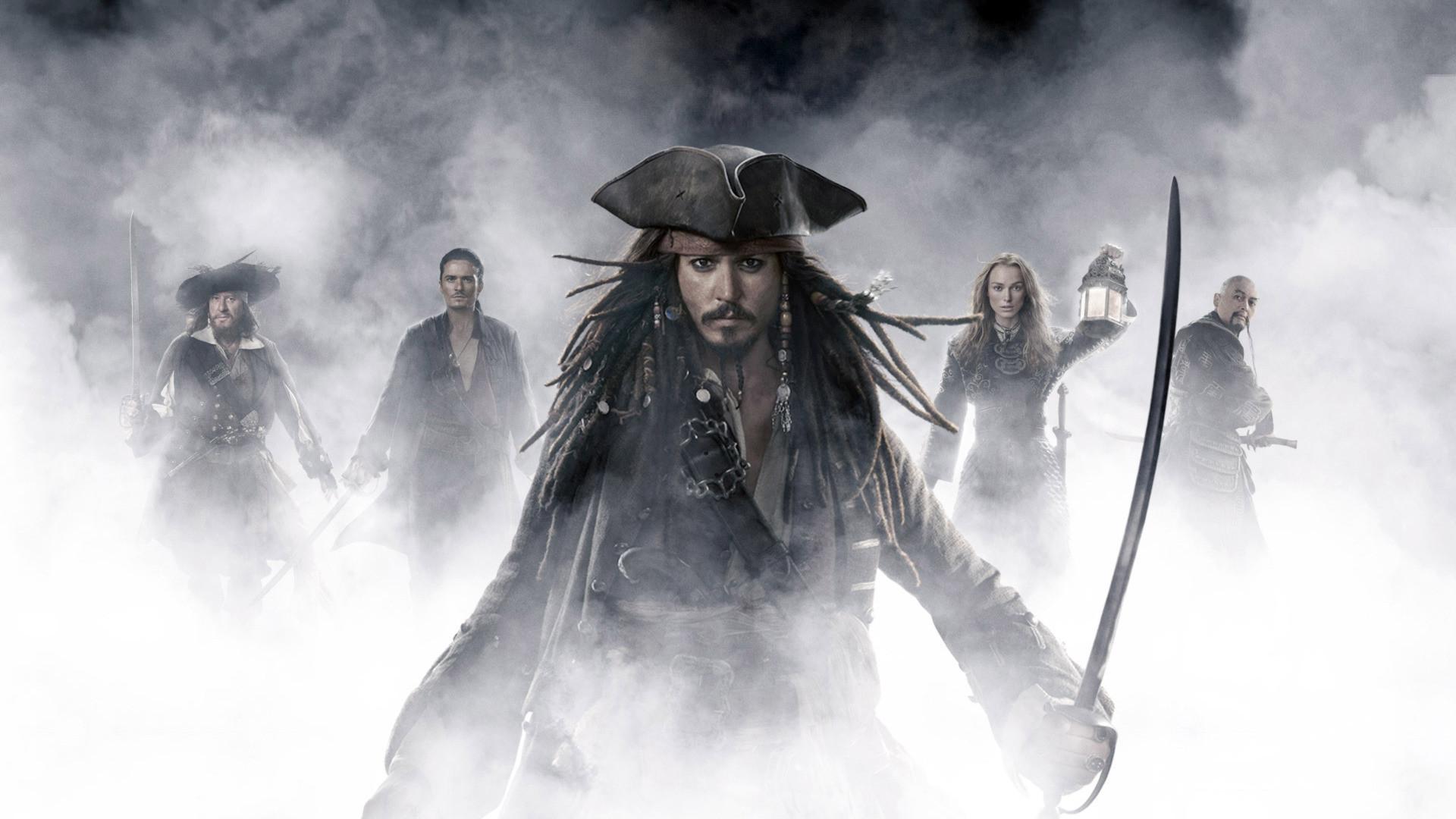 Pirates Of The Caribbean Movie