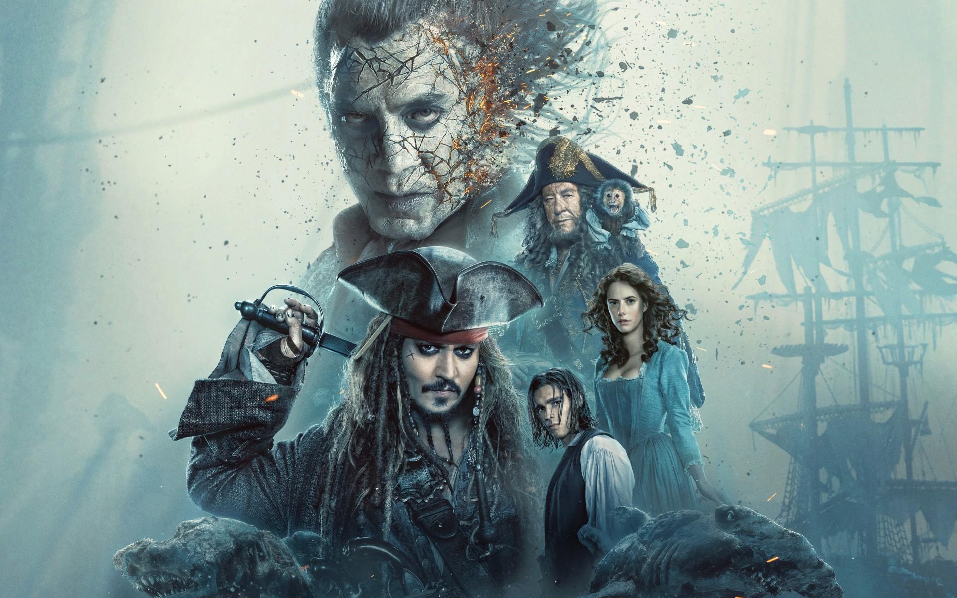 Movies / Pirates of the Caribbean: Salazar's Revenge Wallpaper