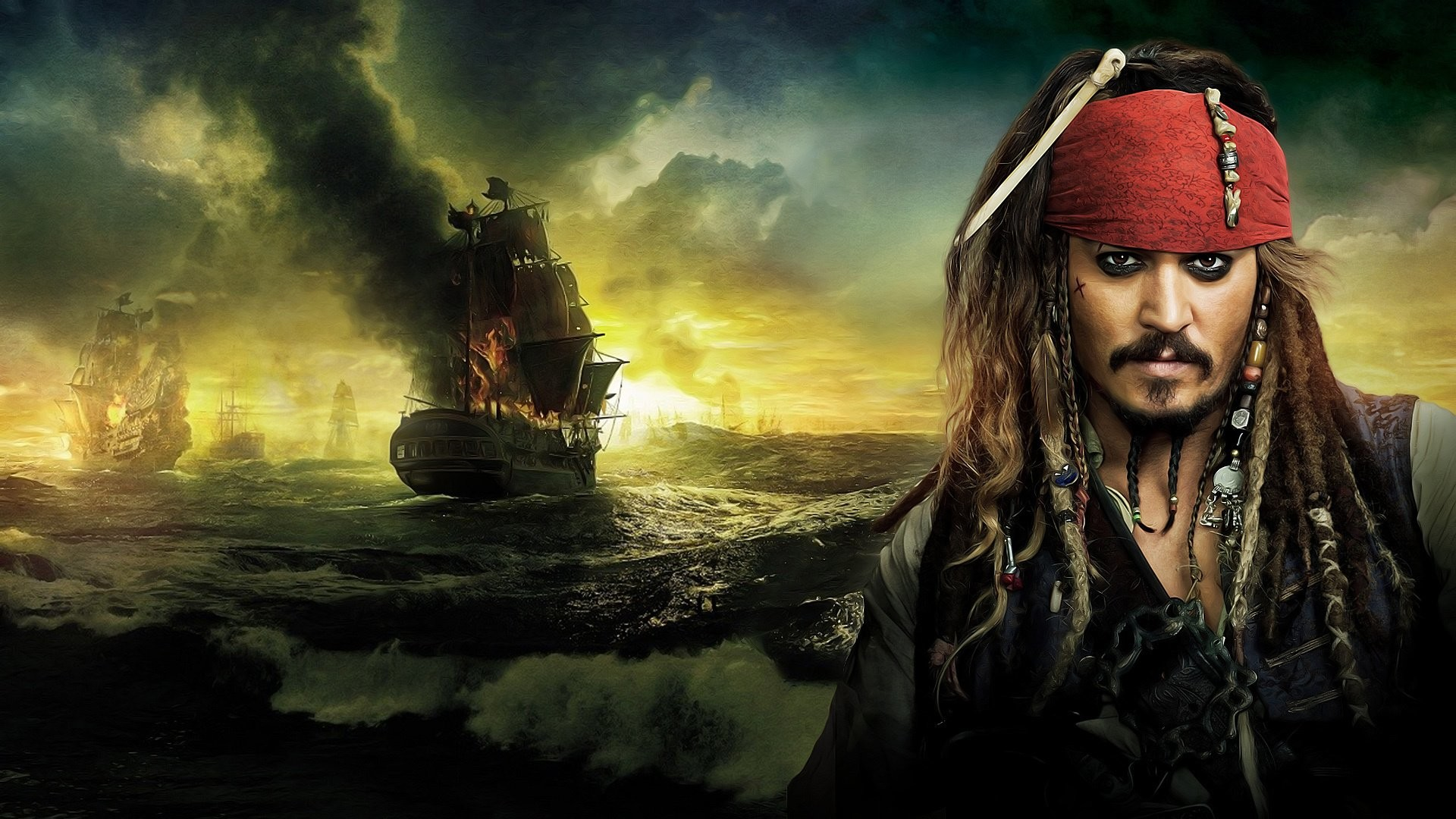 Pirates Of The Caribbean 591307 …