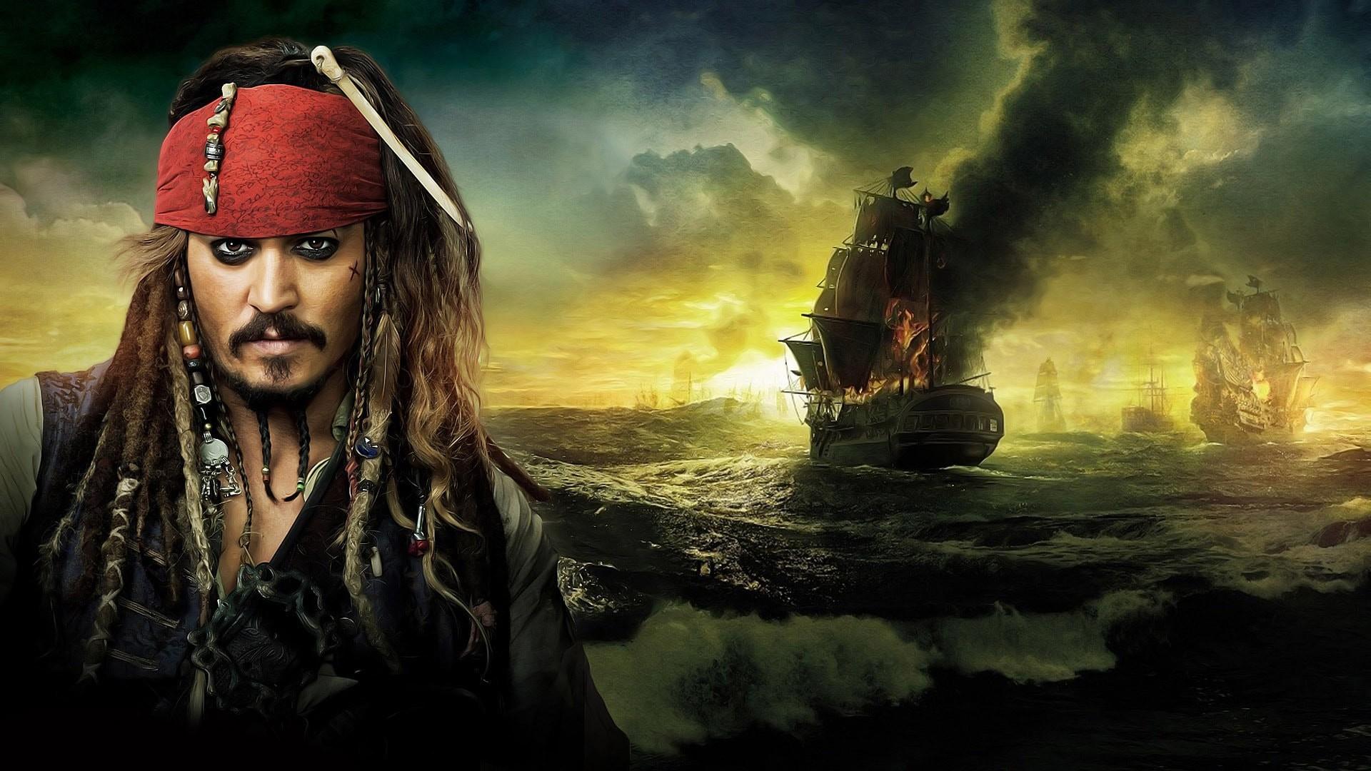 Pirates of the Caribbean: Dead Men Tell No Tales Desktop wallpaper