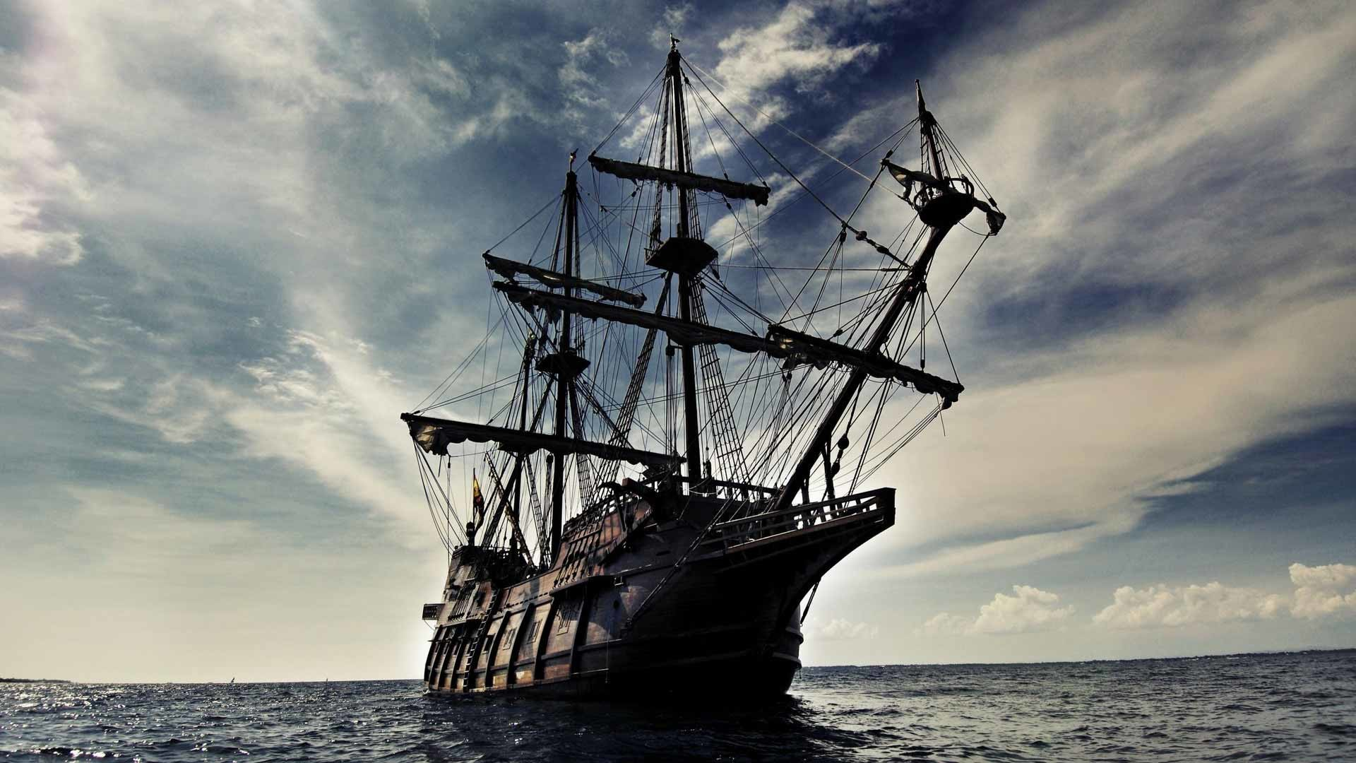 Pirates Of The Caribbean Black Pearl Wallpaper For Android #OSG 1920 x 1080  px 623.08