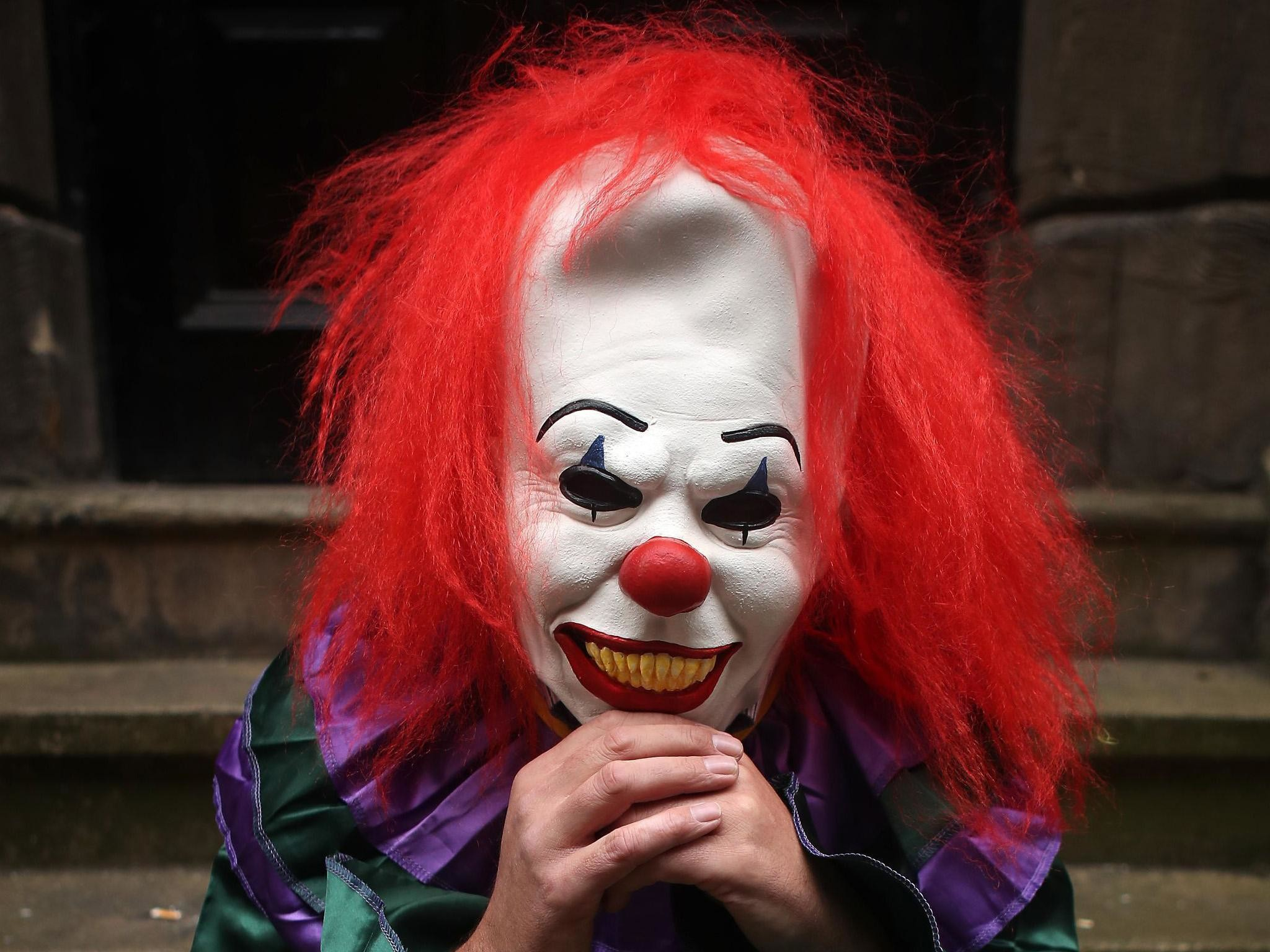 'Killer clown hunting' event with cash prizes to be held on Halloween in  Copenhagen | The Independent