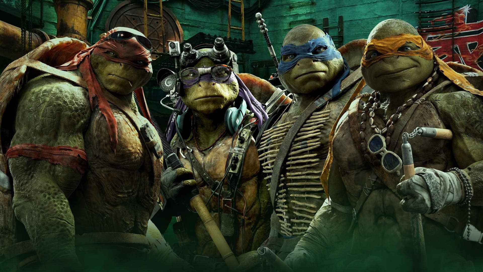 Teenage Mutant Ninja Turtles 2014 Character Posters   Wallpapers .