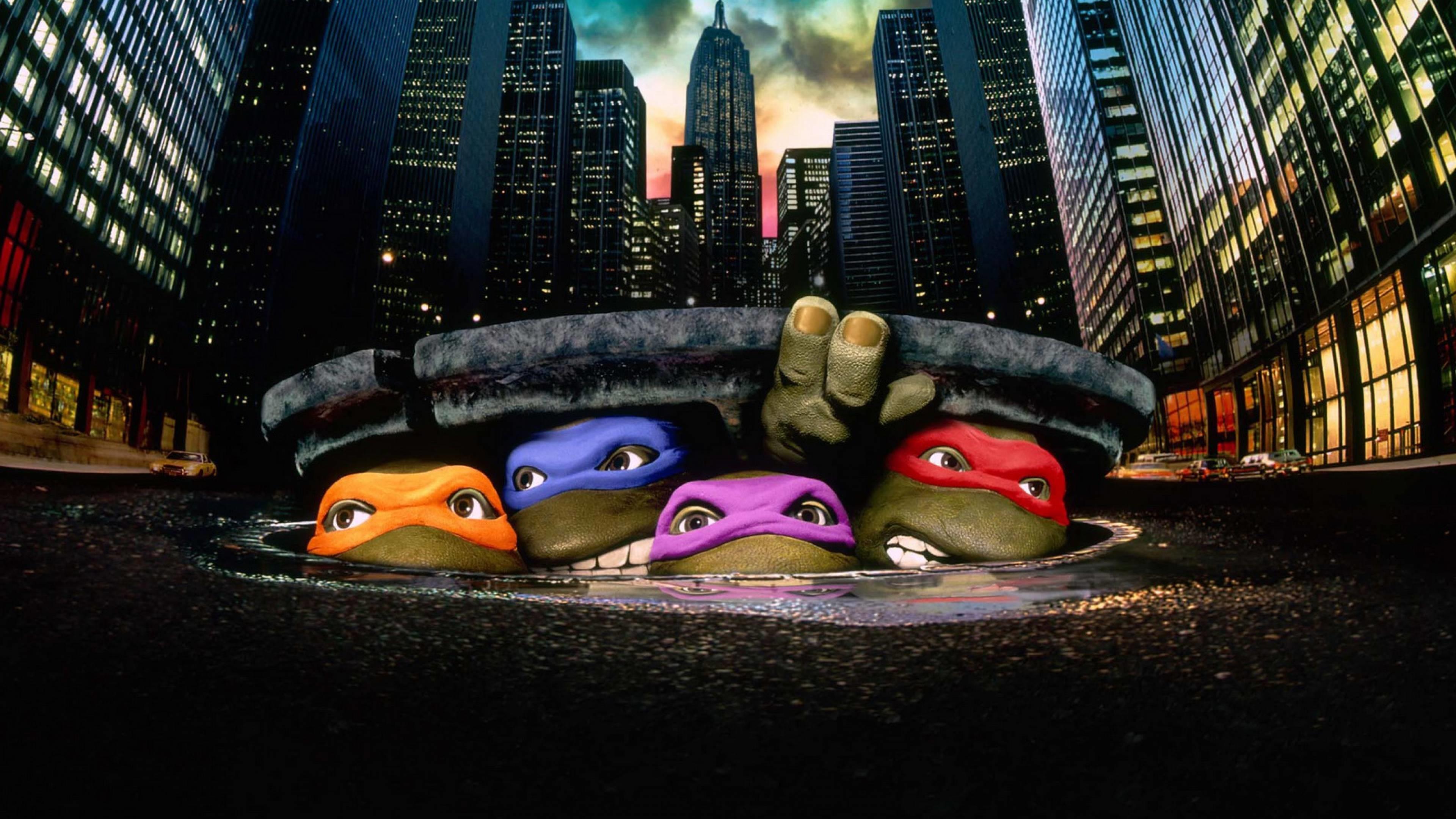 Teenage Mutant Ninja Turtles Wallpapers HD #30530 Wallpaper .