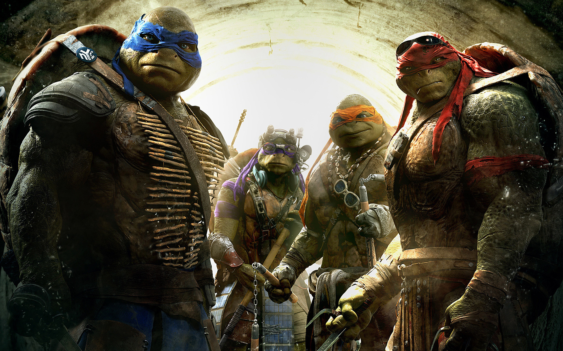 Teenage Mutant Ninja Turtles high resolution wallpapers
