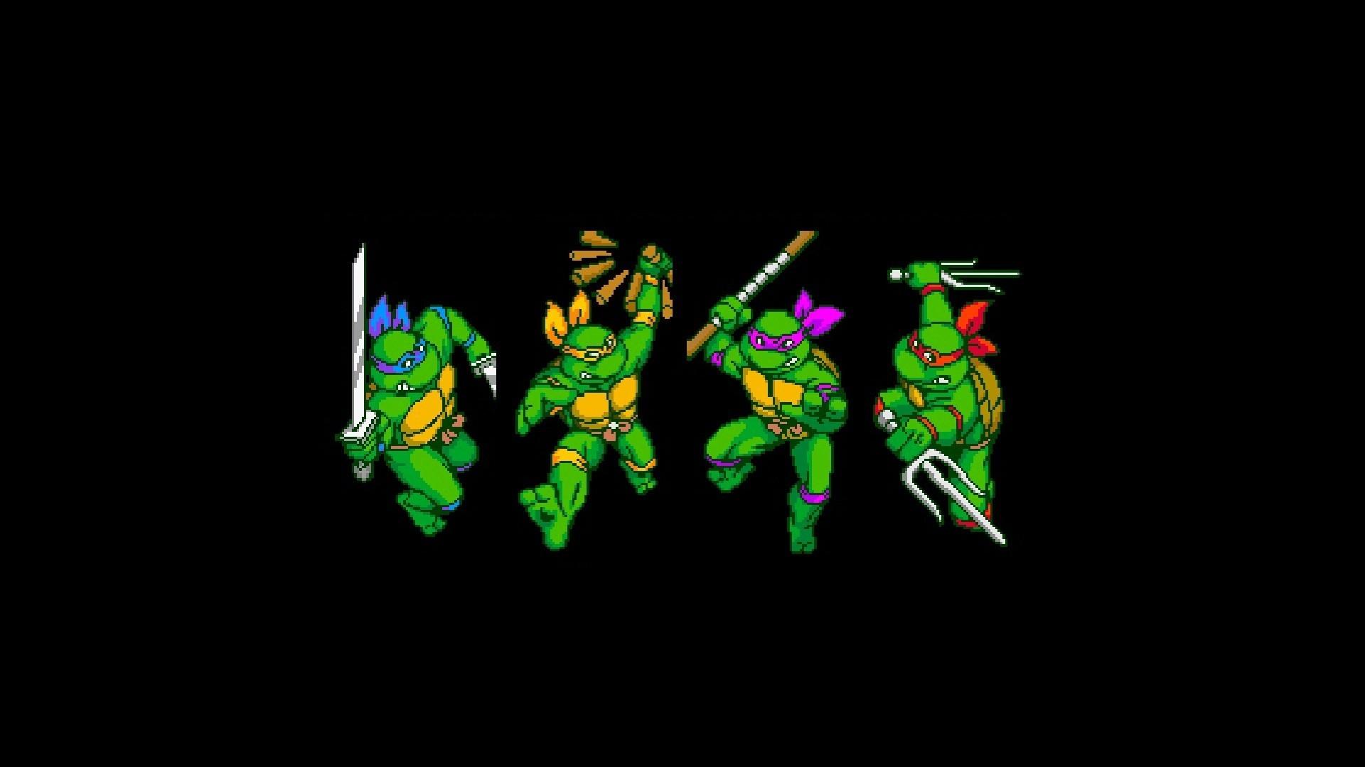 2 Teenage Mutant Ninja Turtles IV: Turtles in Time HD Wallpapers    Backgrounds – Wallpaper Abyss