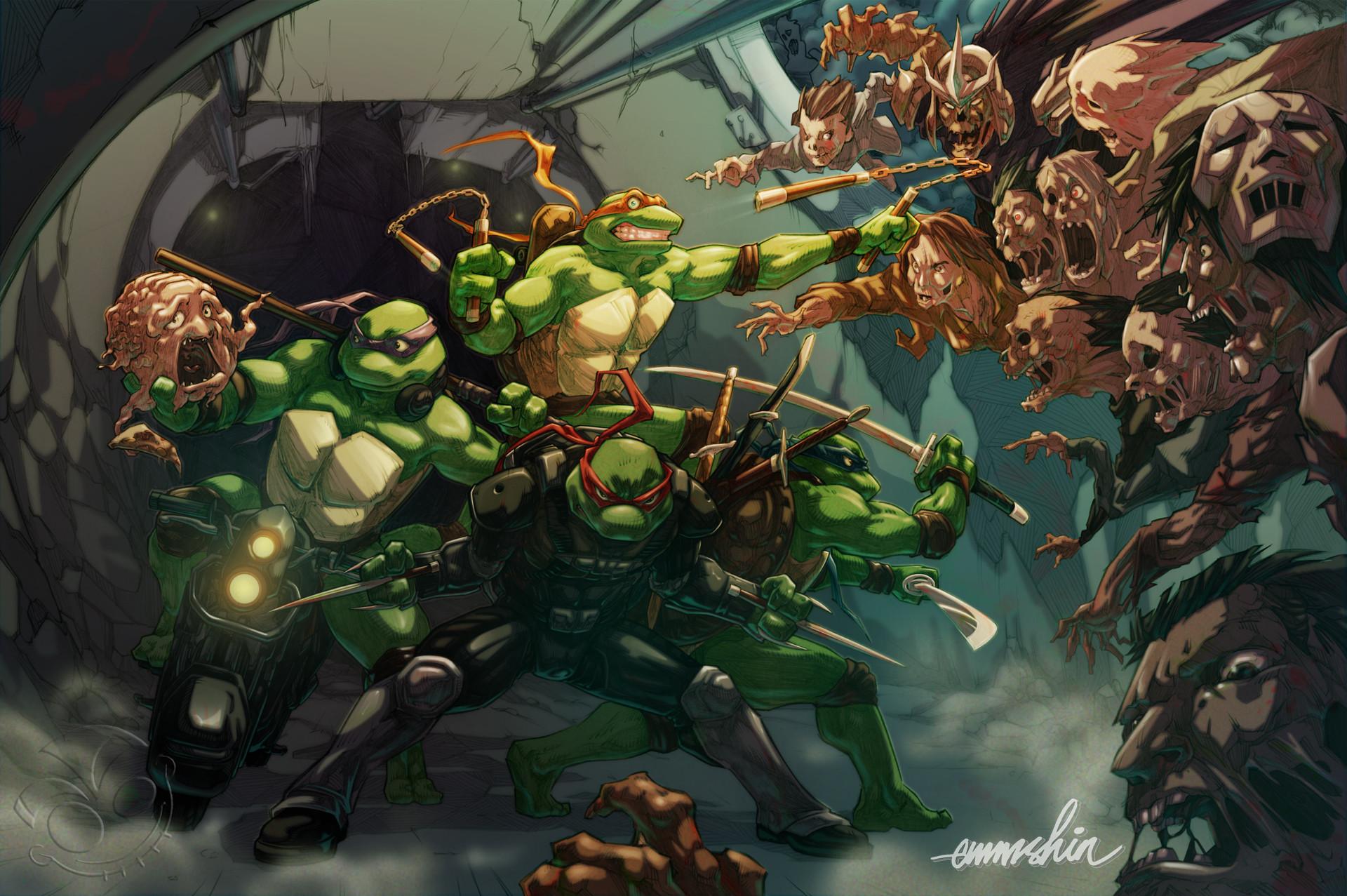 … ninja turtles wallpaper hd wallpapersafari; age mutant ninja turtles  tmnt …