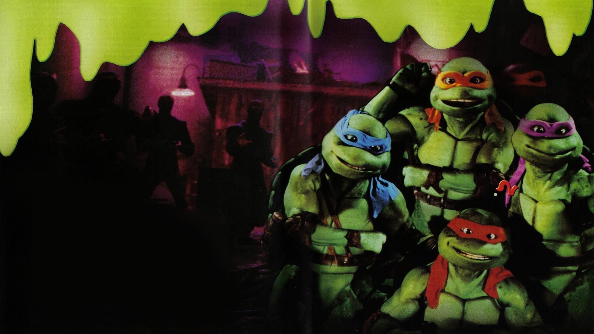 Classic Ninja Turtles … via image