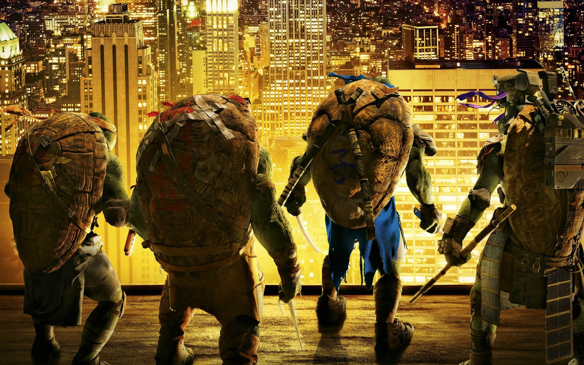 Teenage Mutant Ninja Turtles · HD Wallpaper   Background ID:616475